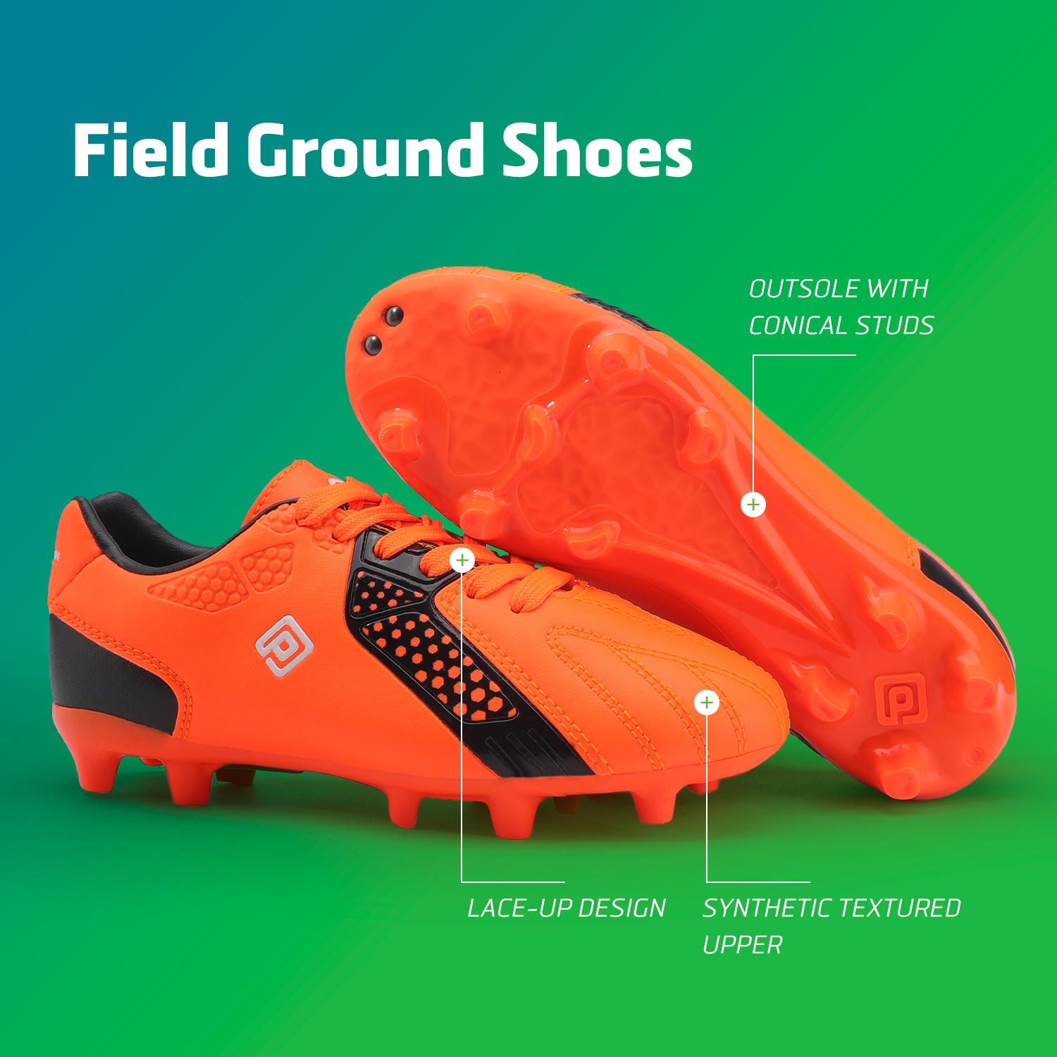 miniature 6 - Men's Kids Football Chaussures Crampons Football Indoor Sports Baskets Sneakers Fashion