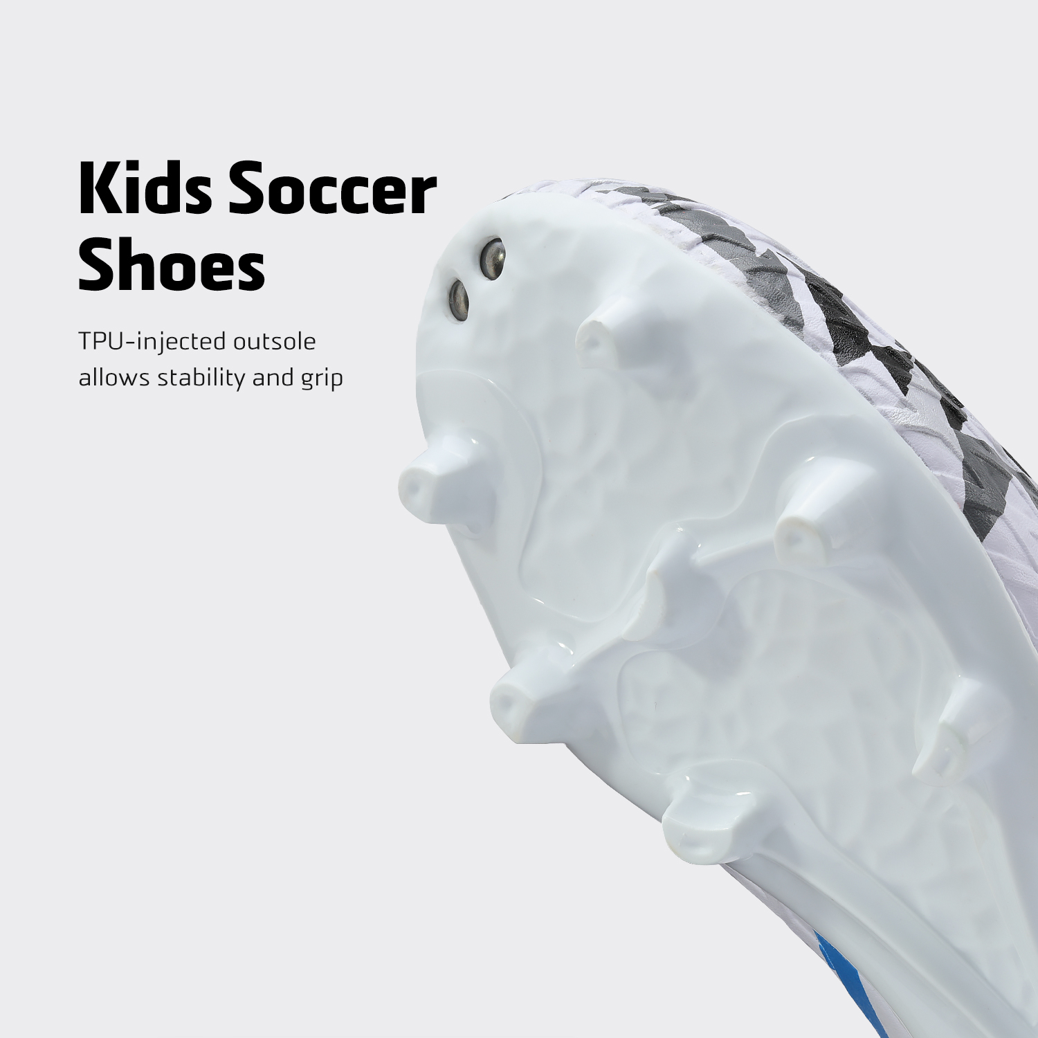 miniature 10 - Men's Kids Football Chaussures Crampons Football Indoor Sports Baskets Sneakers Fashion