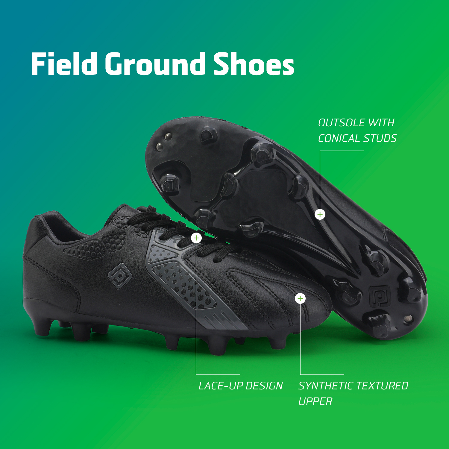 miniature 18 - Men's Kids Football Chaussures Crampons Football Indoor Sports Baskets Sneakers Fashion