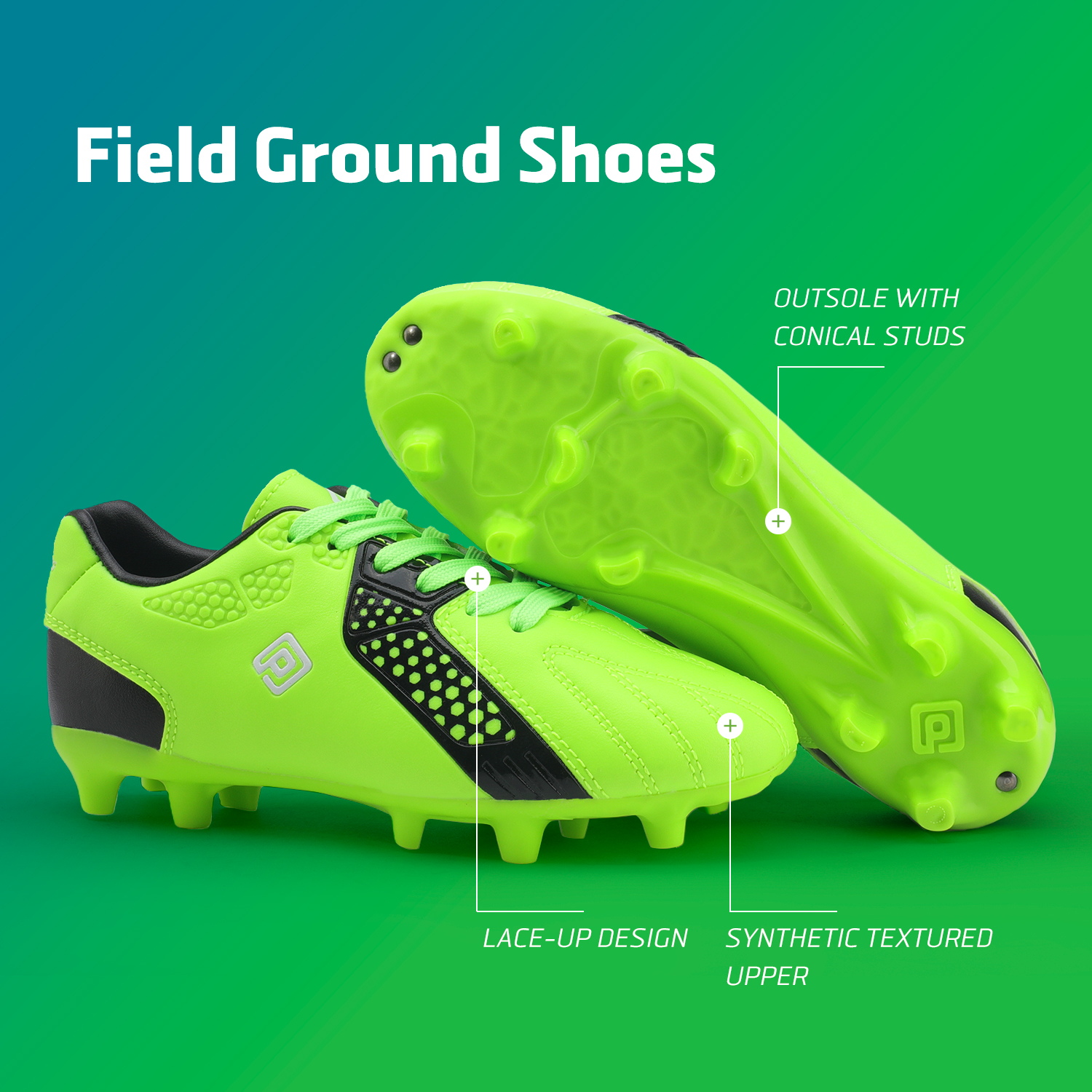miniature 24 - Men's Kids Football Chaussures Crampons Football Indoor Sports Baskets Sneakers Fashion