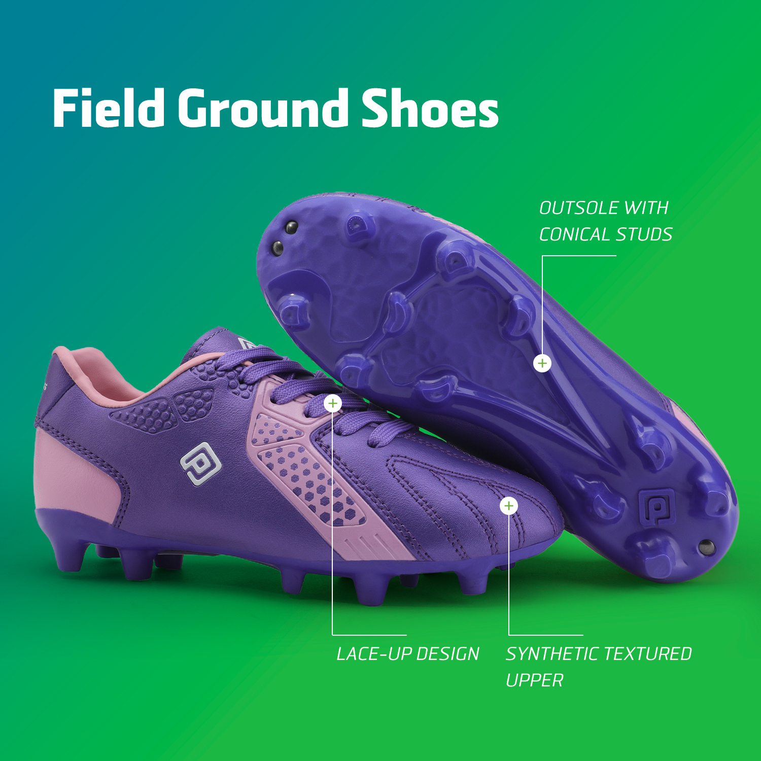 miniature 30 - Men's Kids Football Chaussures Crampons Football Indoor Sports Baskets Sneakers Fashion