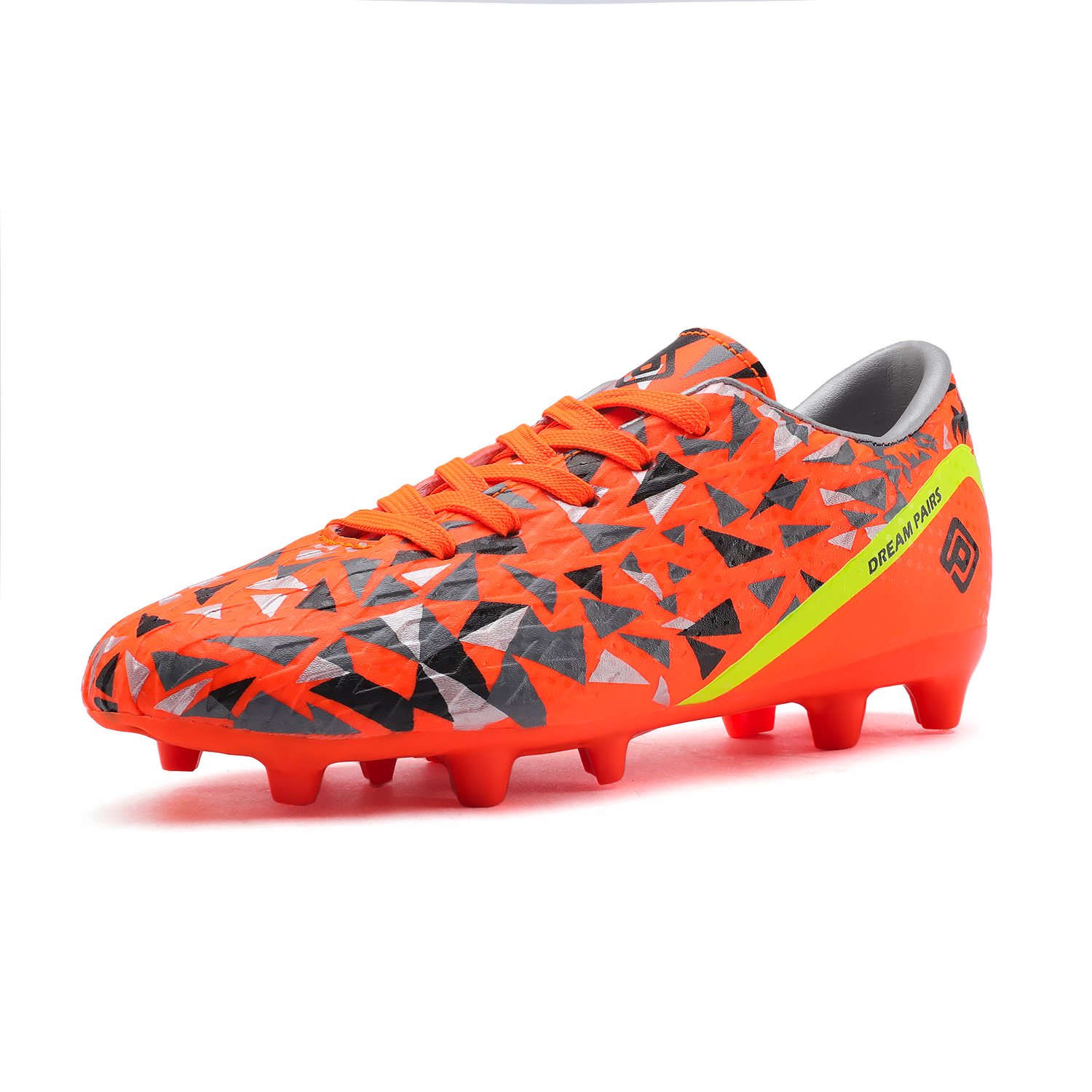 miniature 38 - Men's Kids Football Chaussures Crampons Football Indoor Sports Baskets Sneakers Fashion