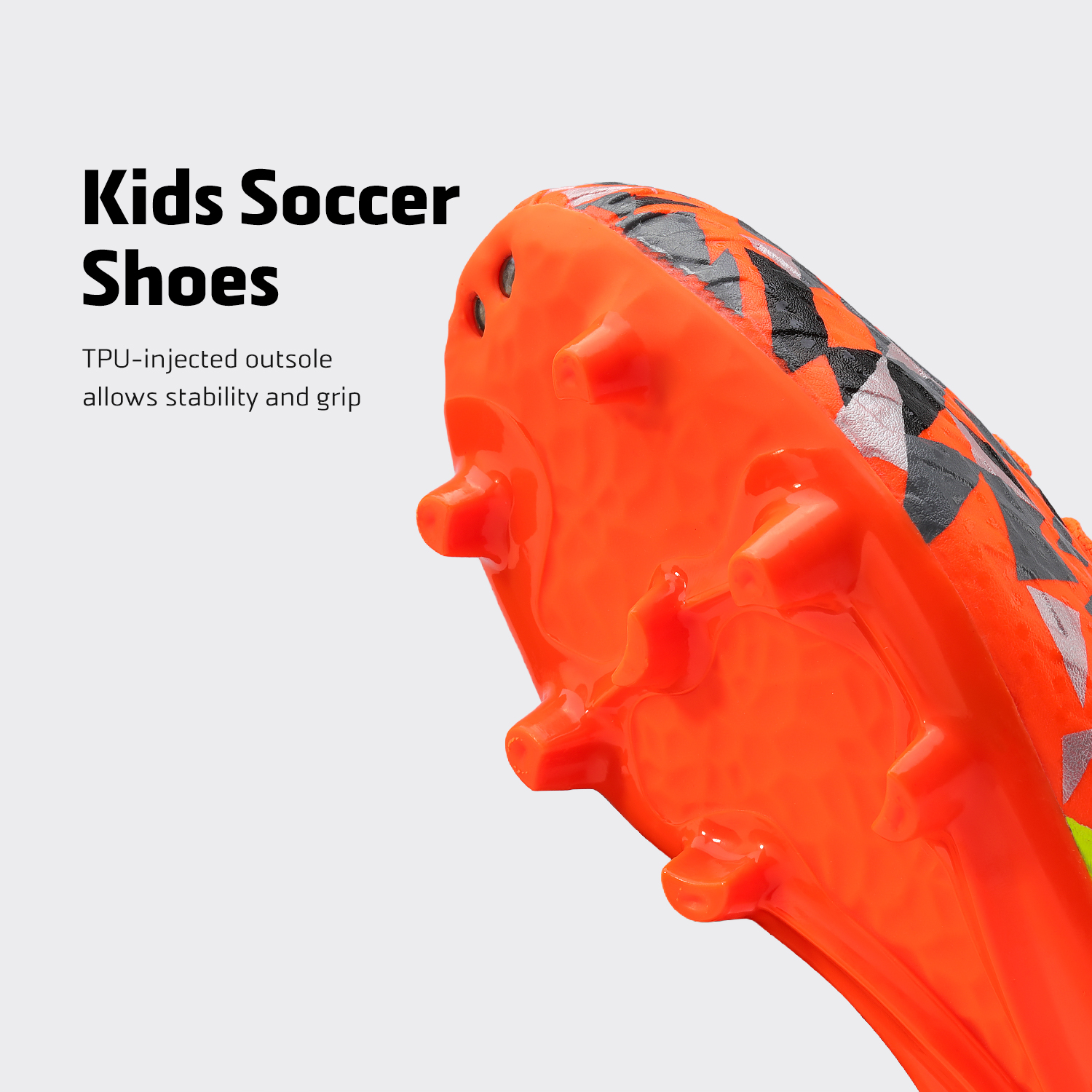 miniature 40 - Men's Kids Football Chaussures Crampons Football Indoor Sports Baskets Sneakers Fashion