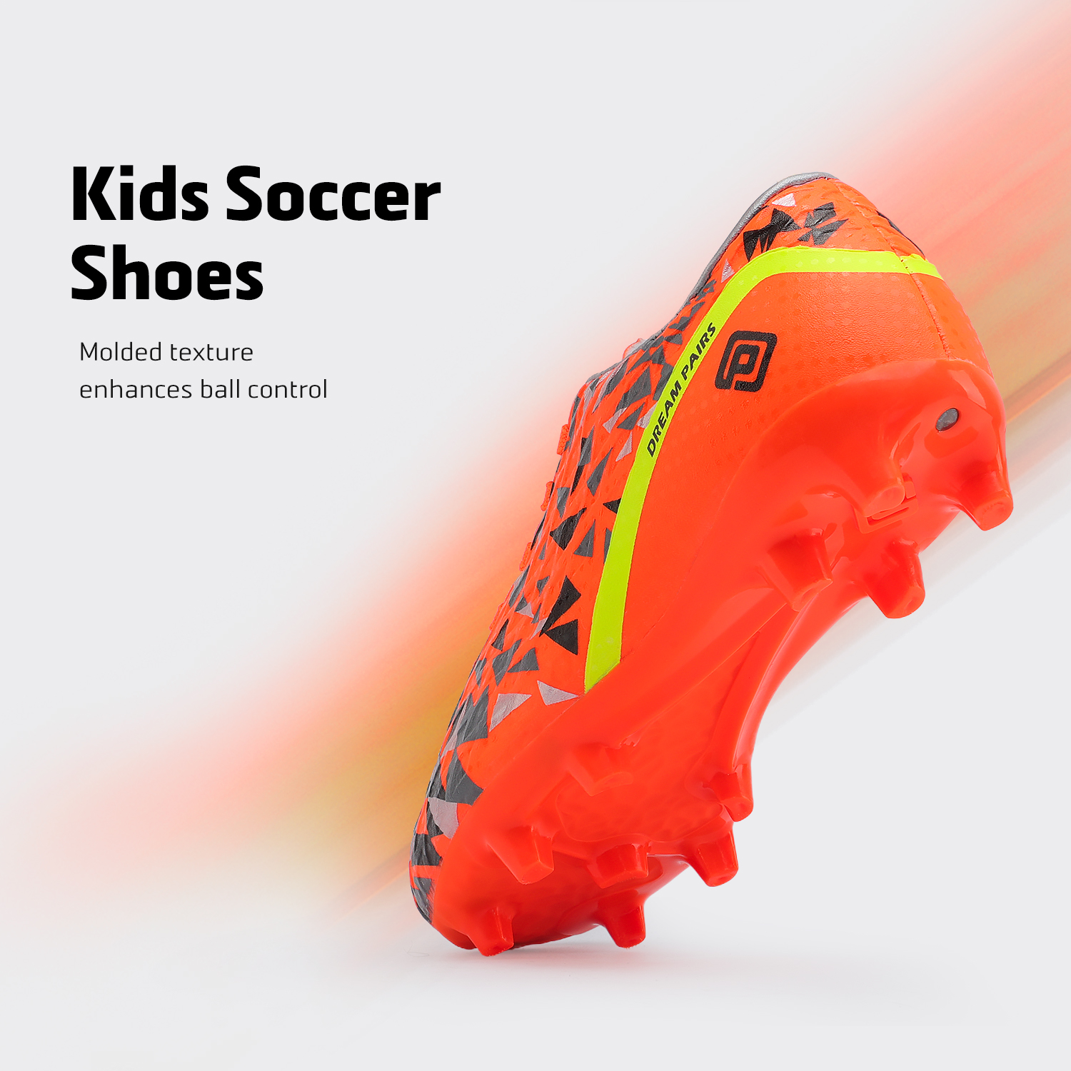 miniature 41 - Men's Kids Football Chaussures Crampons Football Indoor Sports Baskets Sneakers Fashion