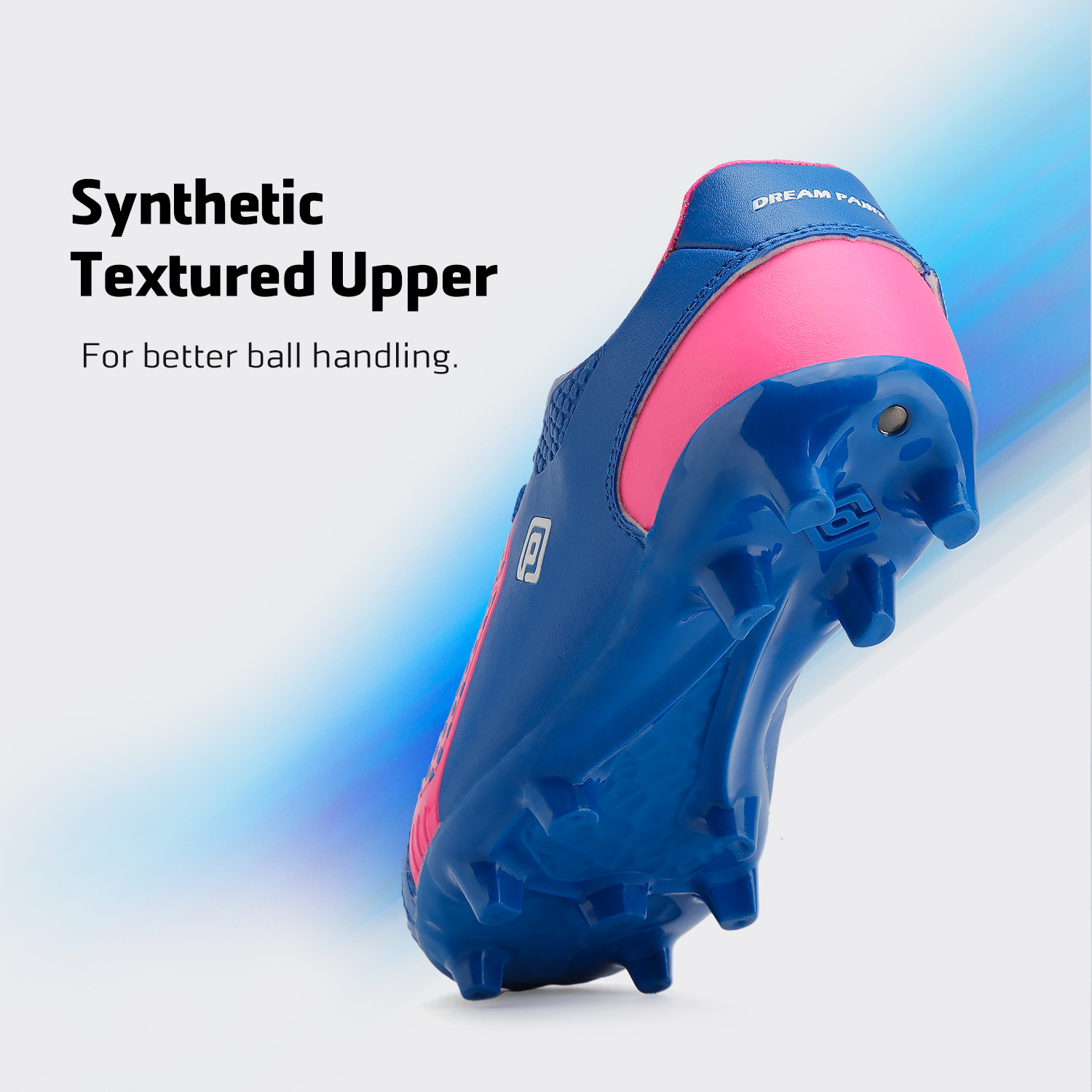 miniature 58 - Men's Kids Football Chaussures Crampons Football Indoor Sports Baskets Sneakers Fashion