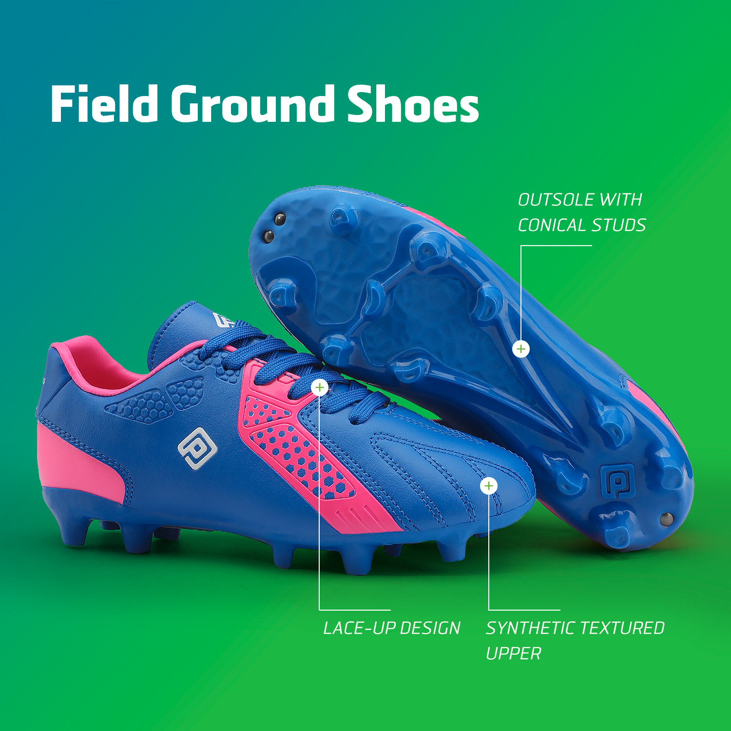 miniature 60 - Men's Kids Football Chaussures Crampons Football Indoor Sports Baskets Sneakers Fashion