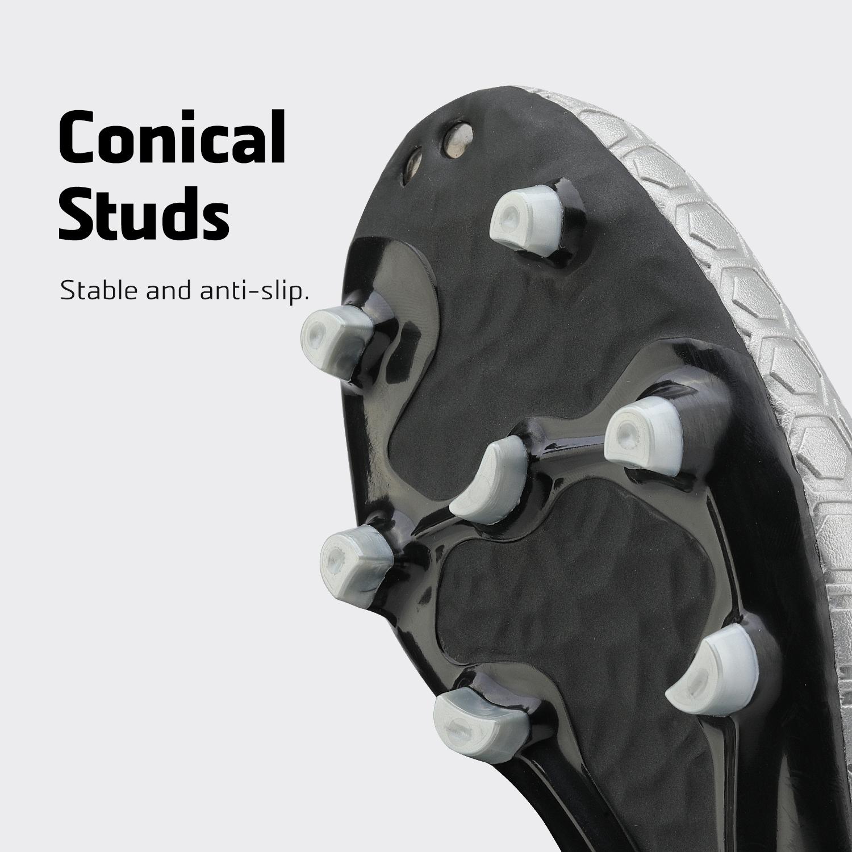 Dream-Paires-Garcons-Filles-Nouveau-Leger-HZ19007K-Football-Crampons-Soccer-Shoes miniature 9