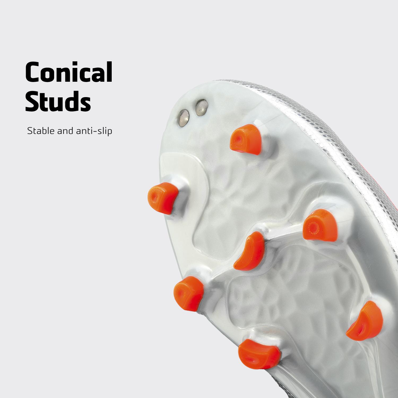 miniature 9 - Dream Paires Garçons Filles Soccer Football Crampons Chaussures (Bébé/Petit enfant/Big Kid)