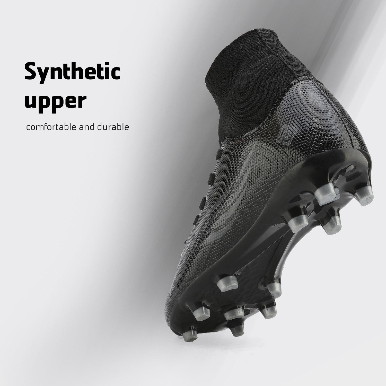 miniature 16 - Dream Paires Garçons Filles Soccer Football Crampons Chaussures (Bébé/Petit enfant/Big Kid)