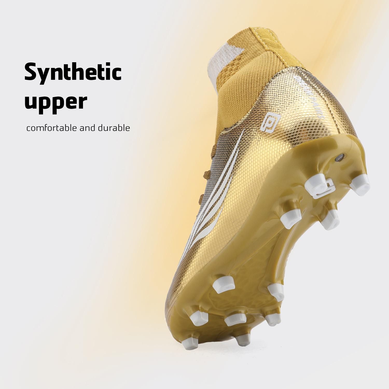miniature 34 - Dream Paires Garçons Filles Soccer Football Crampons Chaussures (Bébé/Petit enfant/Big Kid)