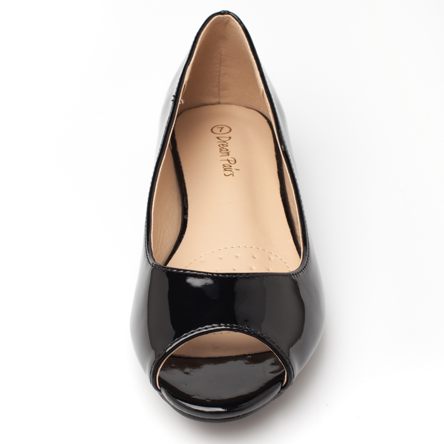 DREAM-PAIRS-Womens-Ballet-Flats-Low-Heel-Open-Toe-Slip-On-Dress-Flat-Shoes thumbnail 37