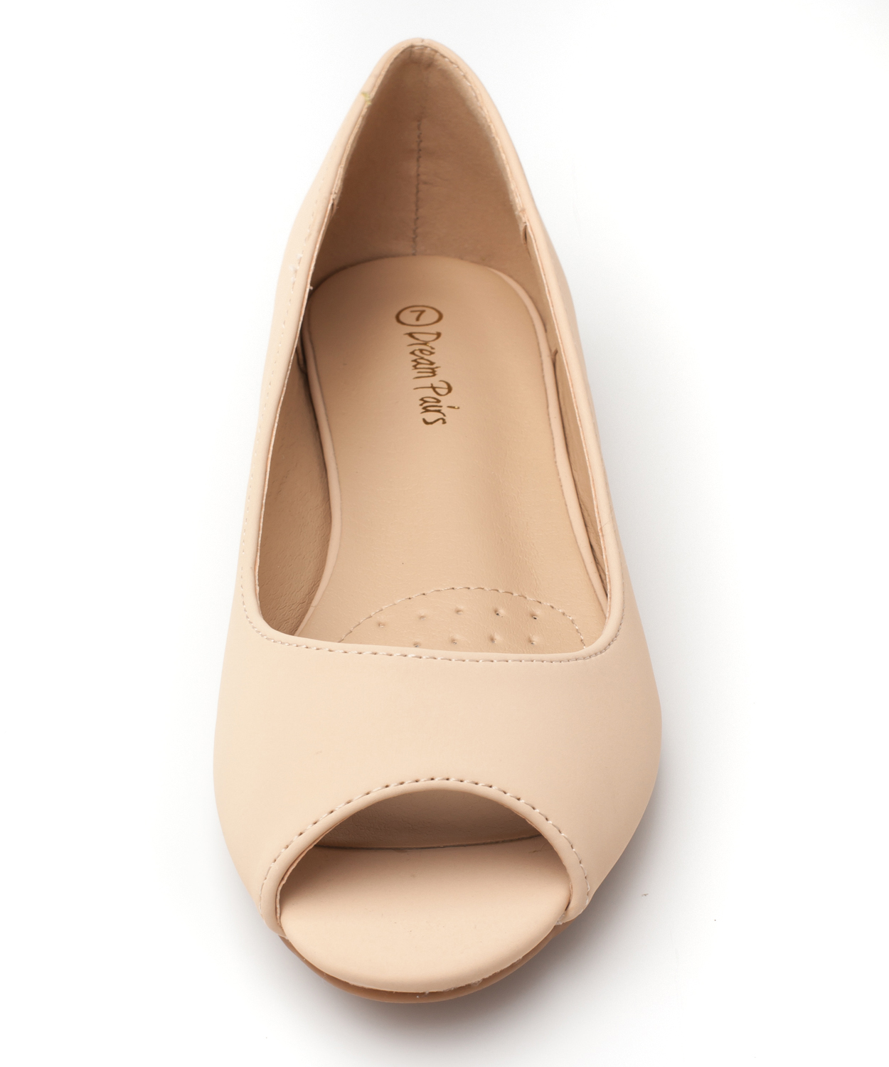 DREAM-PAIRS-Womens-Ballet-Flats-Low-Heel-Open-Toe-Slip-On-Dress-Flat-Shoes thumbnail 49