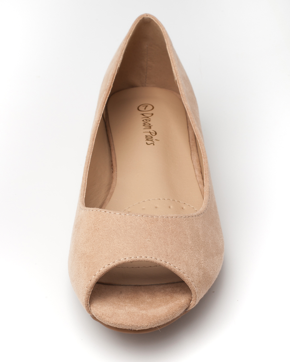 DREAM-PAIRS-Womens-Ballet-Flats-Low-Heel-Open-Toe-Slip-On-Dress-Flat-Shoes thumbnail 41