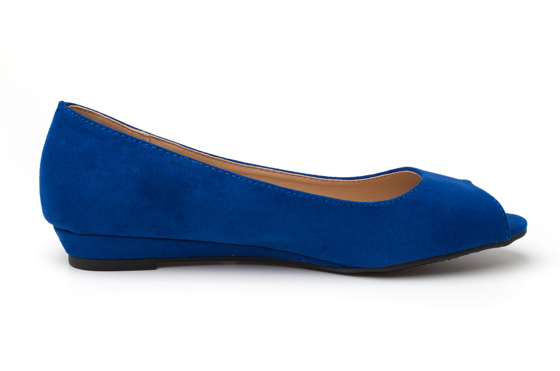 DREAM-PAIRS-Womens-Ballet-Flats-Low-Heel-Open-Toe-Slip-On-Dress-Flat-Shoes thumbnail 12
