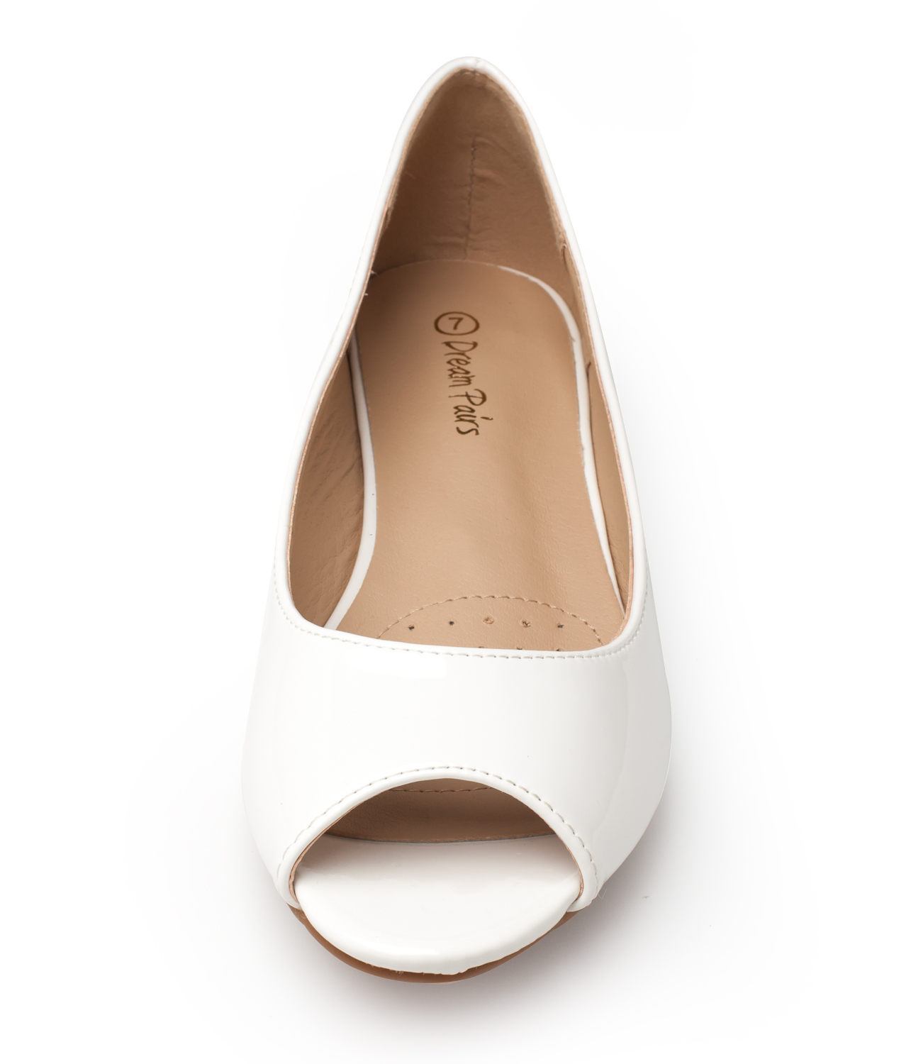 DREAM-PAIRS-Womens-Ballet-Flats-Low-Heel-Open-Toe-Slip-On-Dress-Flat-Shoes thumbnail 25
