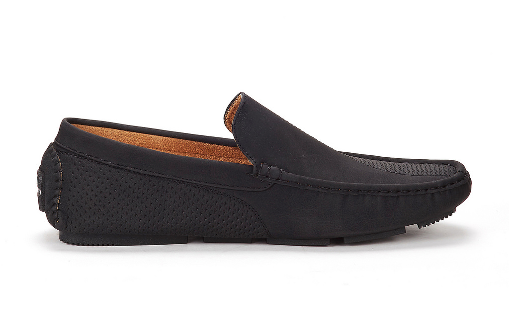 Bruno-Marc-Men-Driving-Loafers-Dress-Shoes-Casual-Slip-On-Flat-Moccasins-6-5-15 thumbnail 14