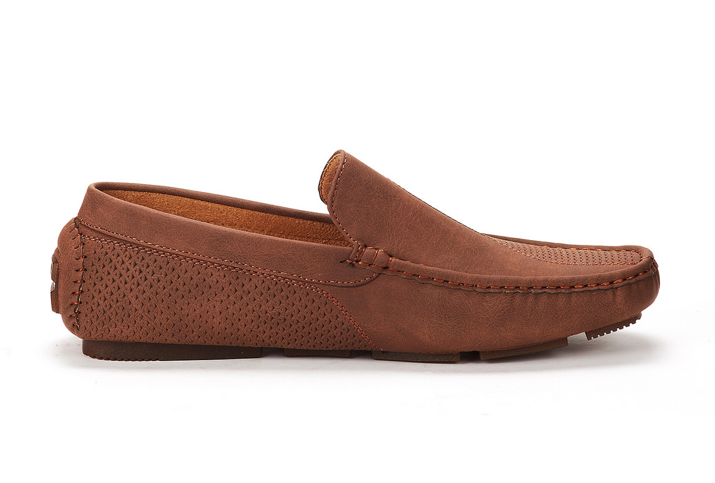Bruno-Marc-Men-Driving-Loafers-Dress-Shoes-Casual-Slip-On-Flat-Moccasins-6-5-15 thumbnail 18