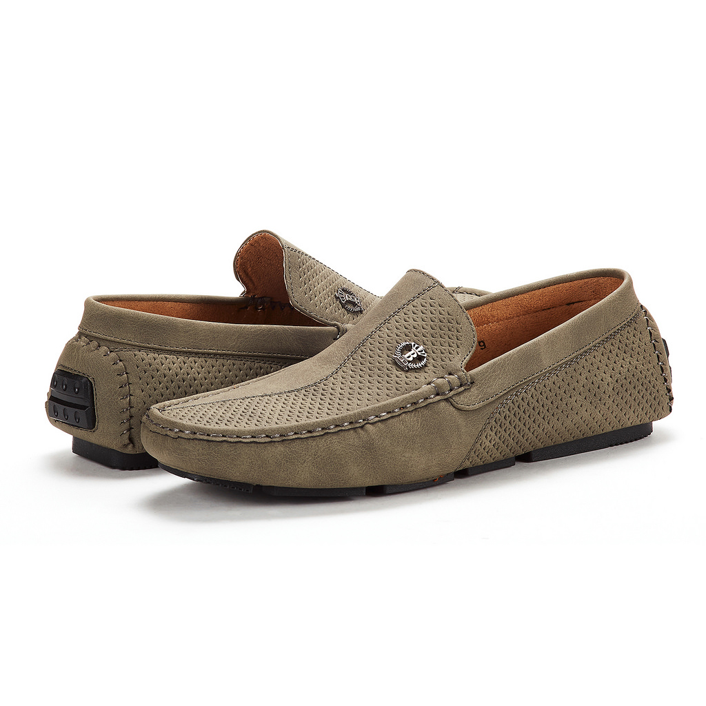 Bruno-Marc-Men-Driving-Loafers-Dress-Shoes-Casual-Slip-On-Flat-Moccasins-6-5-15 thumbnail 25