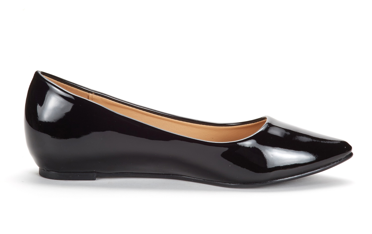 DREAM-PAIRS-Women-Low-Wedge-Flats-Ladies-Pointed-Toe-Slip-On-Comfort-Flat-Shoes thumbnail 44