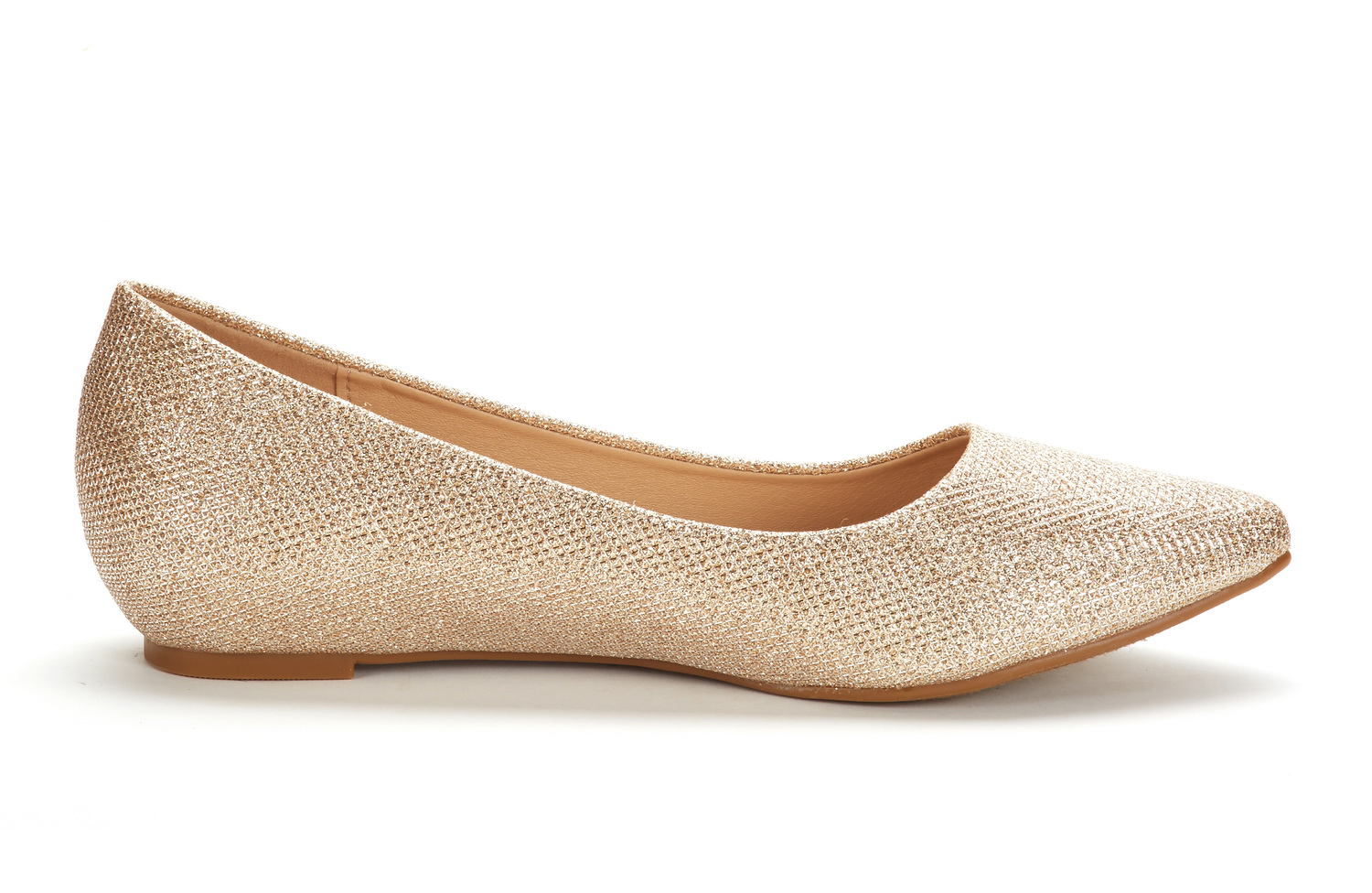 DREAM-PAIRS-Women-Low-Wedge-Flats-Ladies-Pointed-Toe-Slip-On-Comfort-Flat-Shoes thumbnail 28