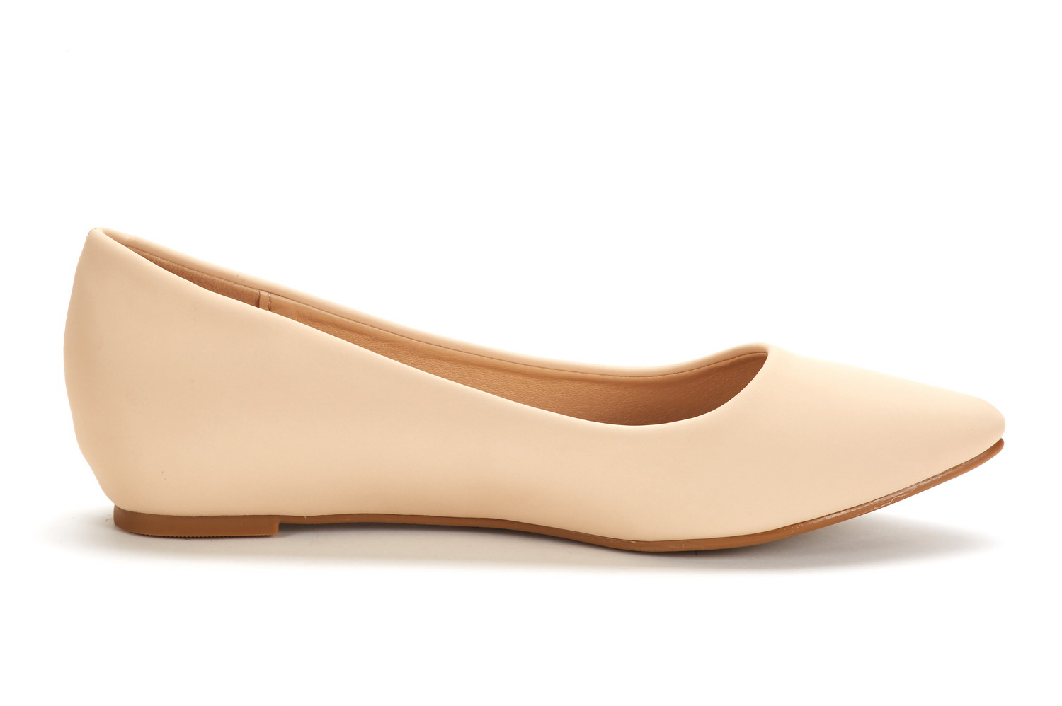 DREAM-PAIRS-Women-Low-Wedge-Flats-Ladies-Pointed-Toe-Slip-On-Comfort-Flat-Shoes thumbnail 72