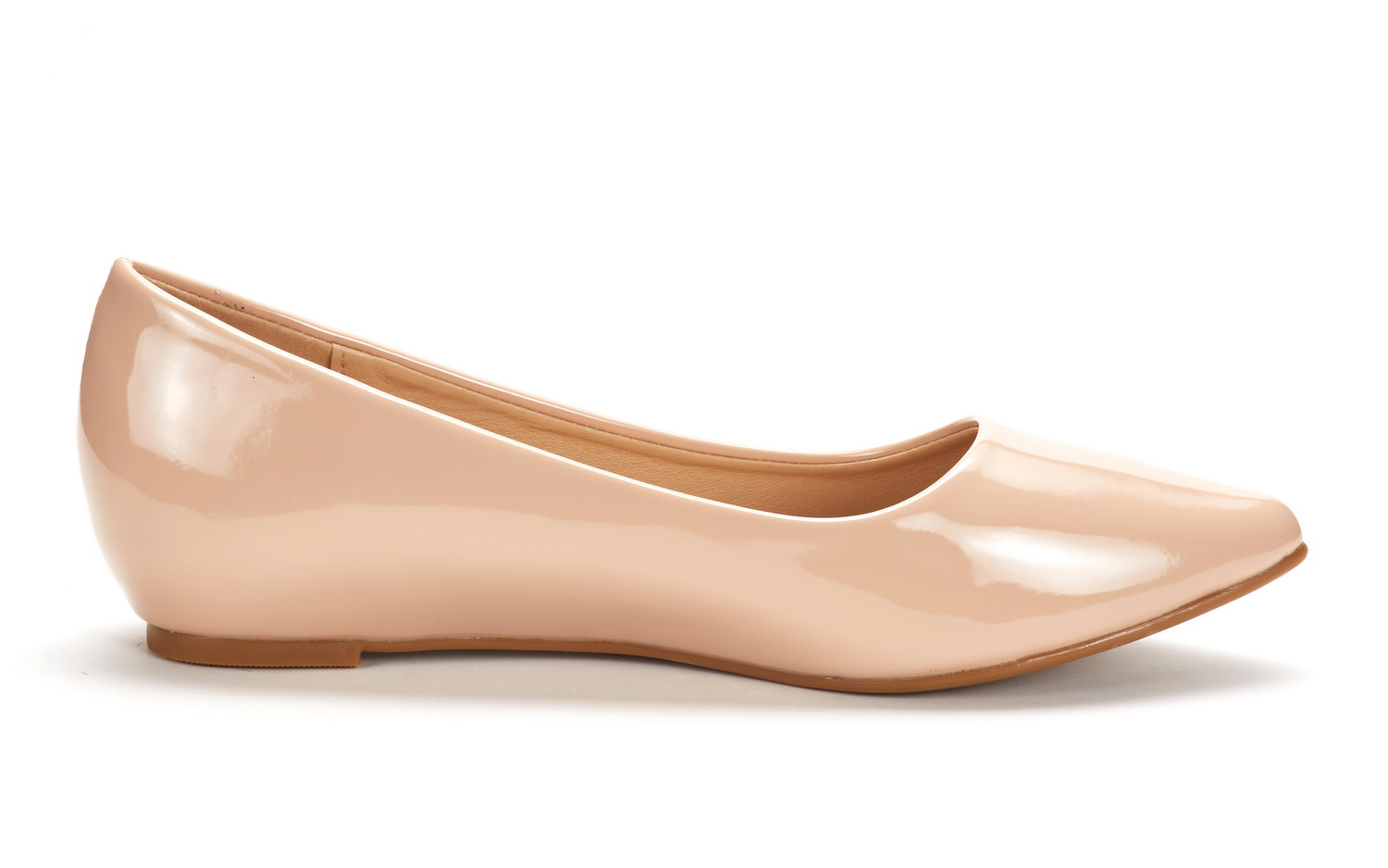 DREAM-PAIRS-Women-Low-Wedge-Flats-Ladies-Pointed-Toe-Slip-On-Comfort-Flat-Shoes thumbnail 88