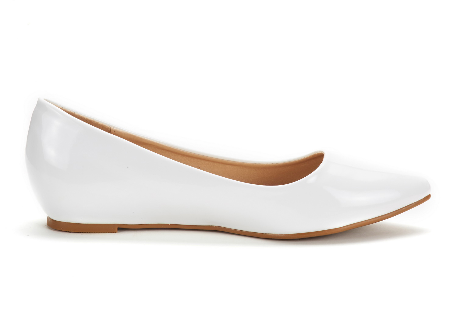 DREAM-PAIRS-Women-Low-Wedge-Flats-Ladies-Pointed-Toe-Slip-On-Comfort-Flat-Shoes thumbnail 85