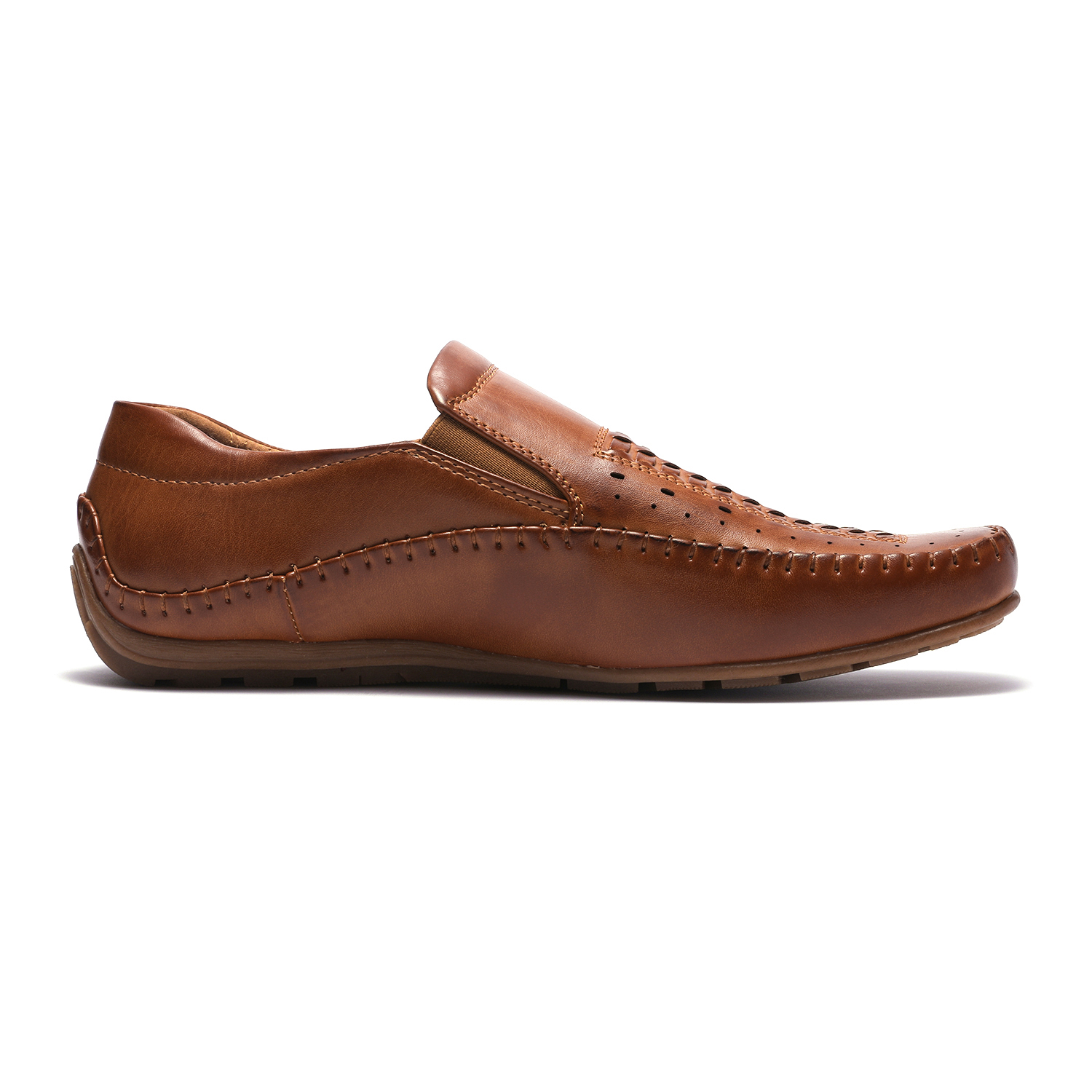 Bruno-Marc-Mens-Penny-Light-Loafers-Moccasins-Driving-Flats-Slip-On-Casual-Shoes thumbnail 22