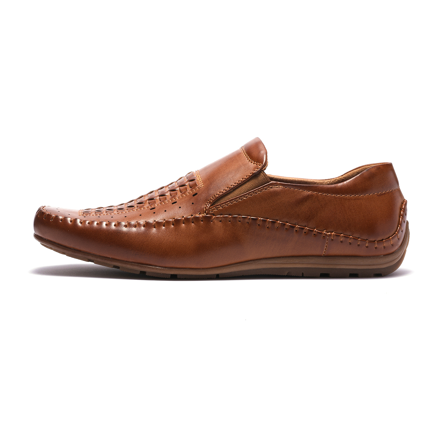 Bruno-Marc-Mens-Penny-Light-Loafers-Moccasins-Driving-Flats-Slip-On-Casual-Shoes thumbnail 21