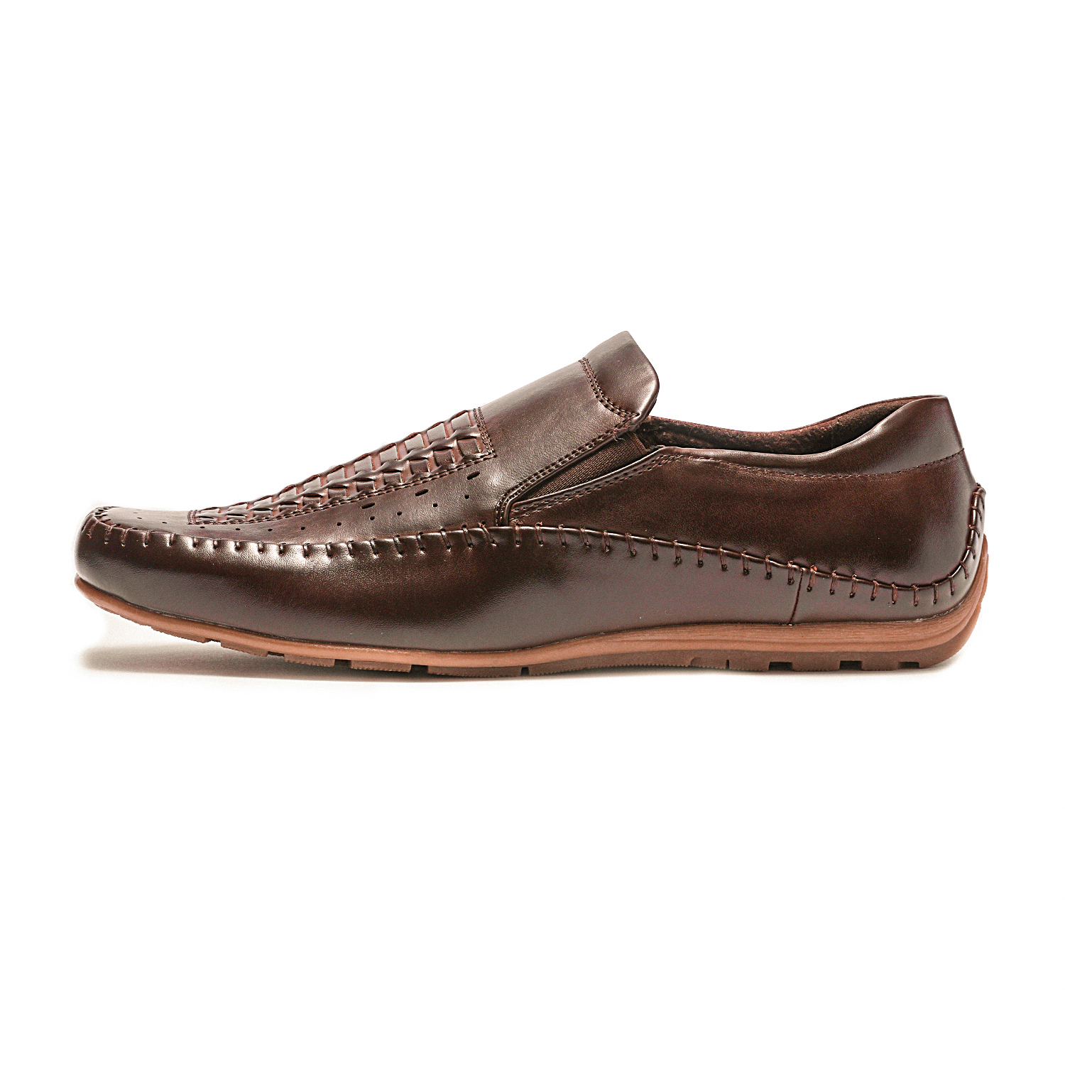 Bruno-Marc-Mens-Penny-Light-Loafers-Moccasins-Driving-Flats-Slip-On-Casual-Shoes thumbnail 29