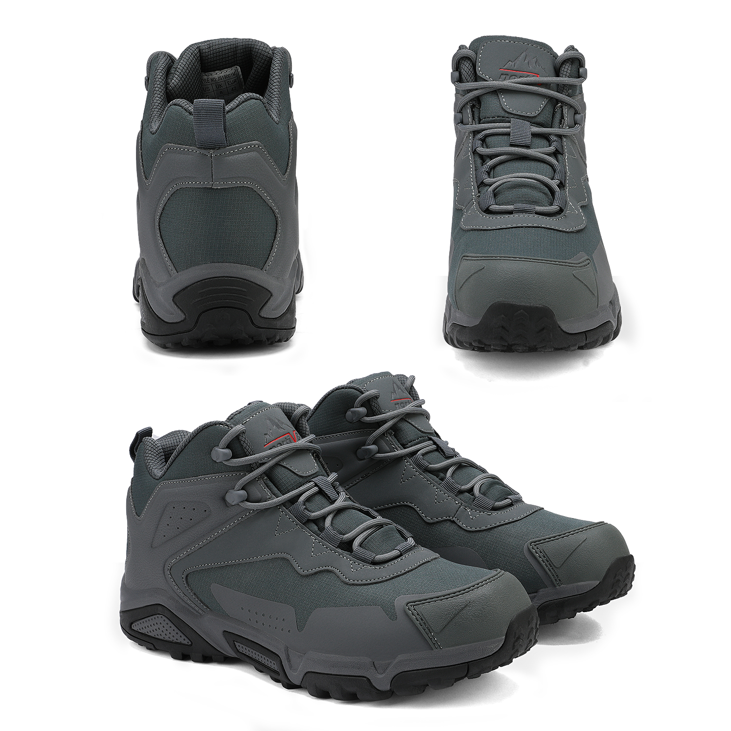 NORTIV-8-Men-039-s-Ankle-Waterproof-Hiking-Boots-Lightweight-Backpacking-Work-Shoes thumbnail 20