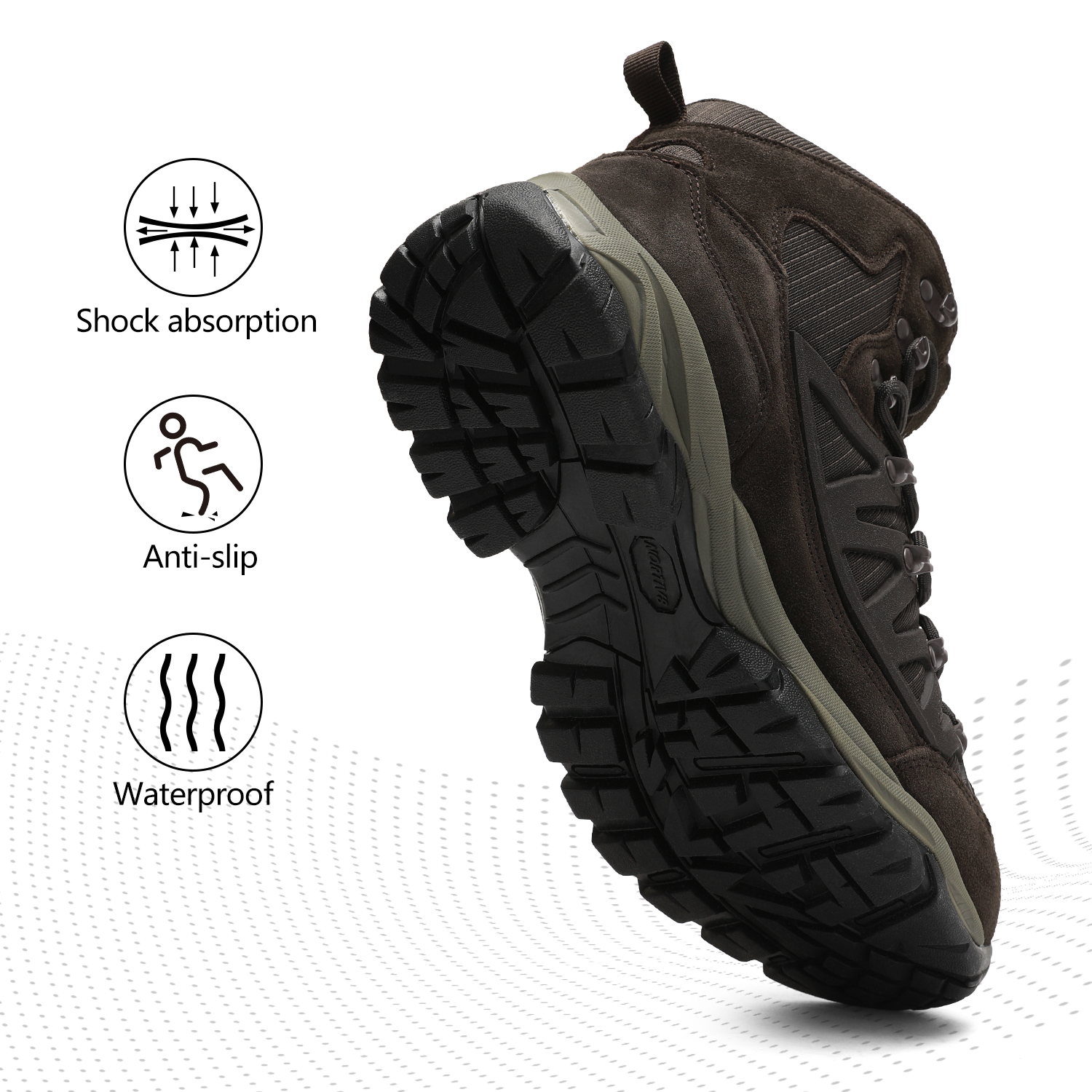 NORTIV-8-Men-039-s-Ankle-Waterproof-Hiking-Boots-Lightweight-Backpacking-Work-Shoes thumbnail 38