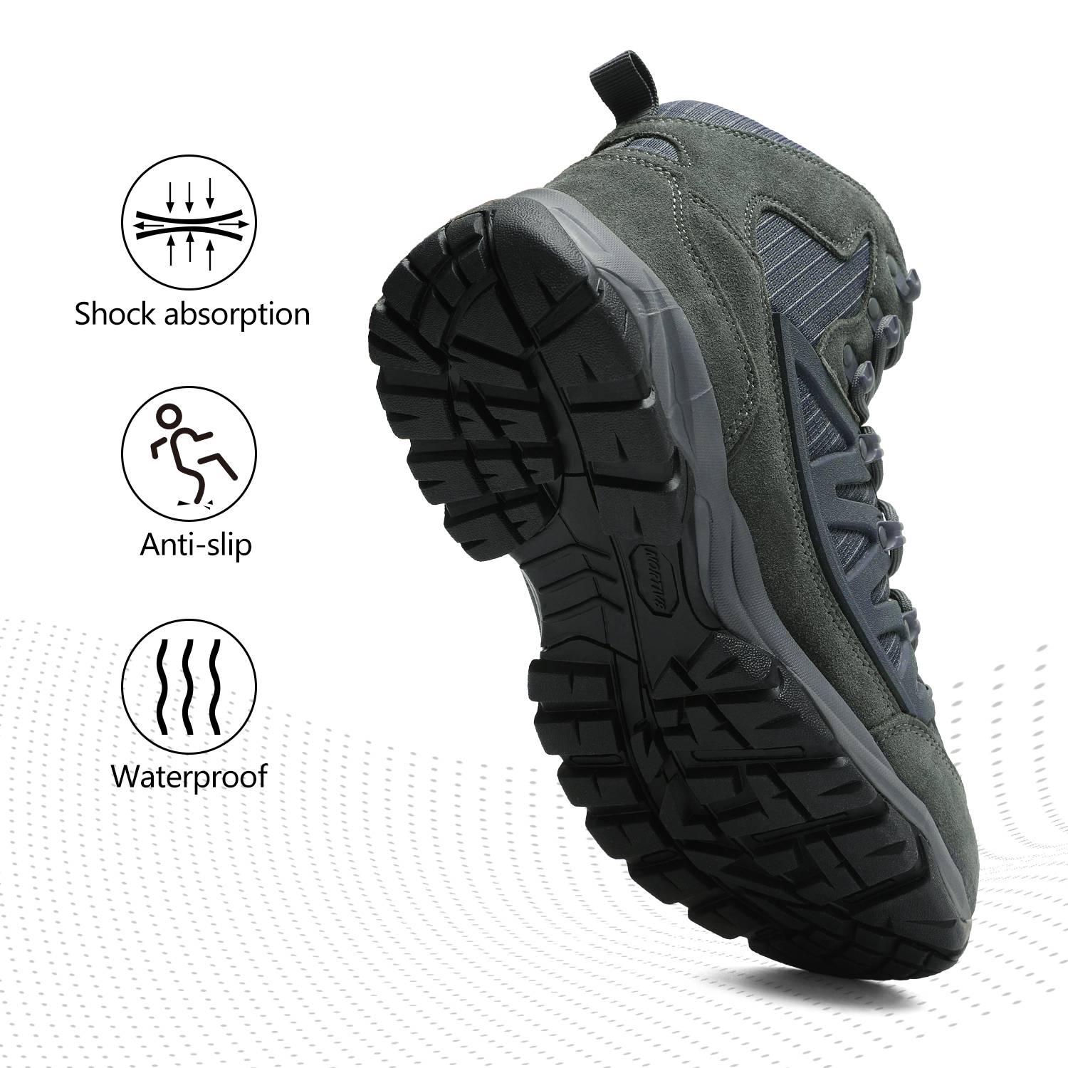 NORTIV-8-Men-039-s-Ankle-Waterproof-Hiking-Boots-Lightweight-Backpacking-Work-Shoes thumbnail 50