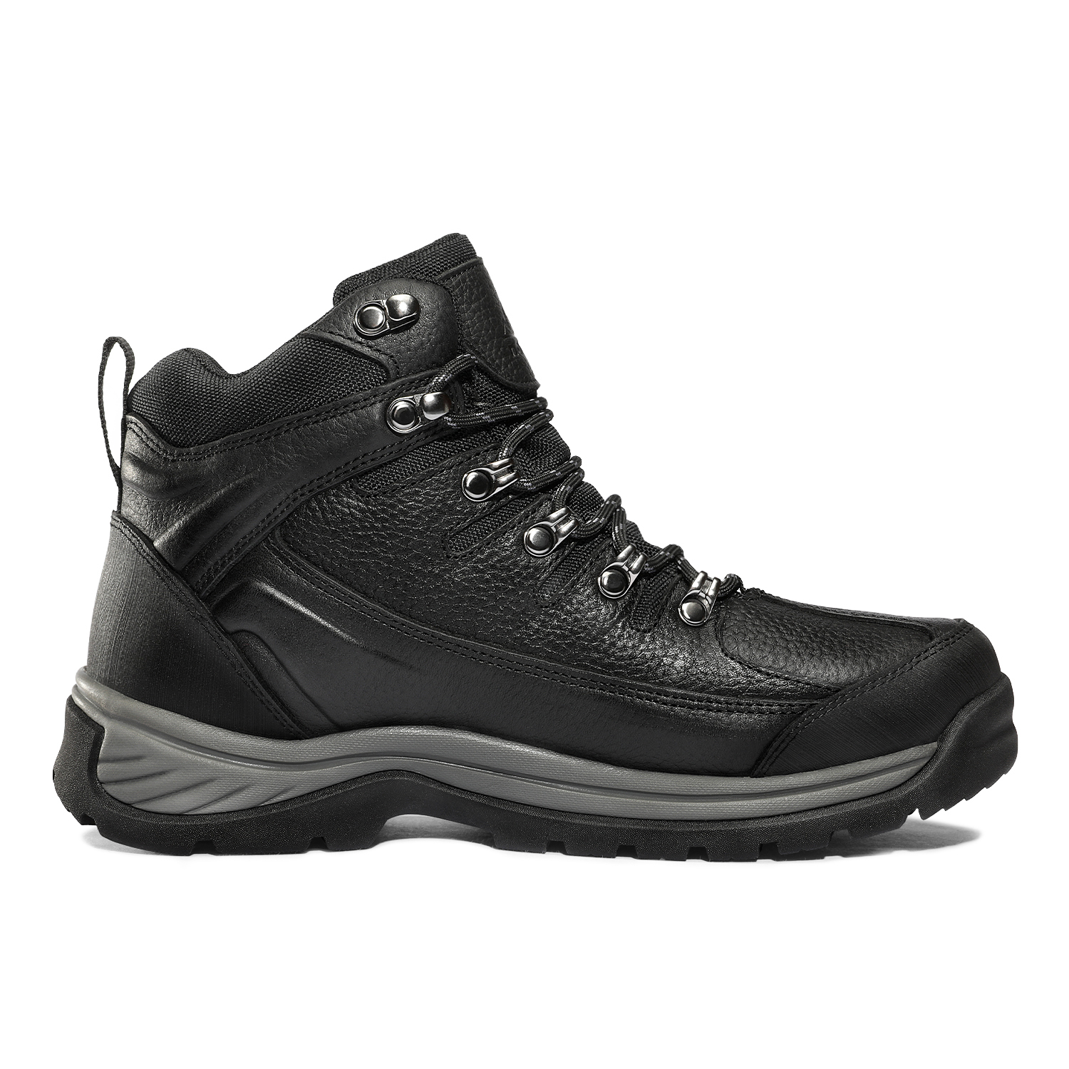 NORTIV-8-Men-039-s-Safety-Shoes-Steel-Toe-Work-Boots-Indestructible-Waterproof-Boots thumbnail 3