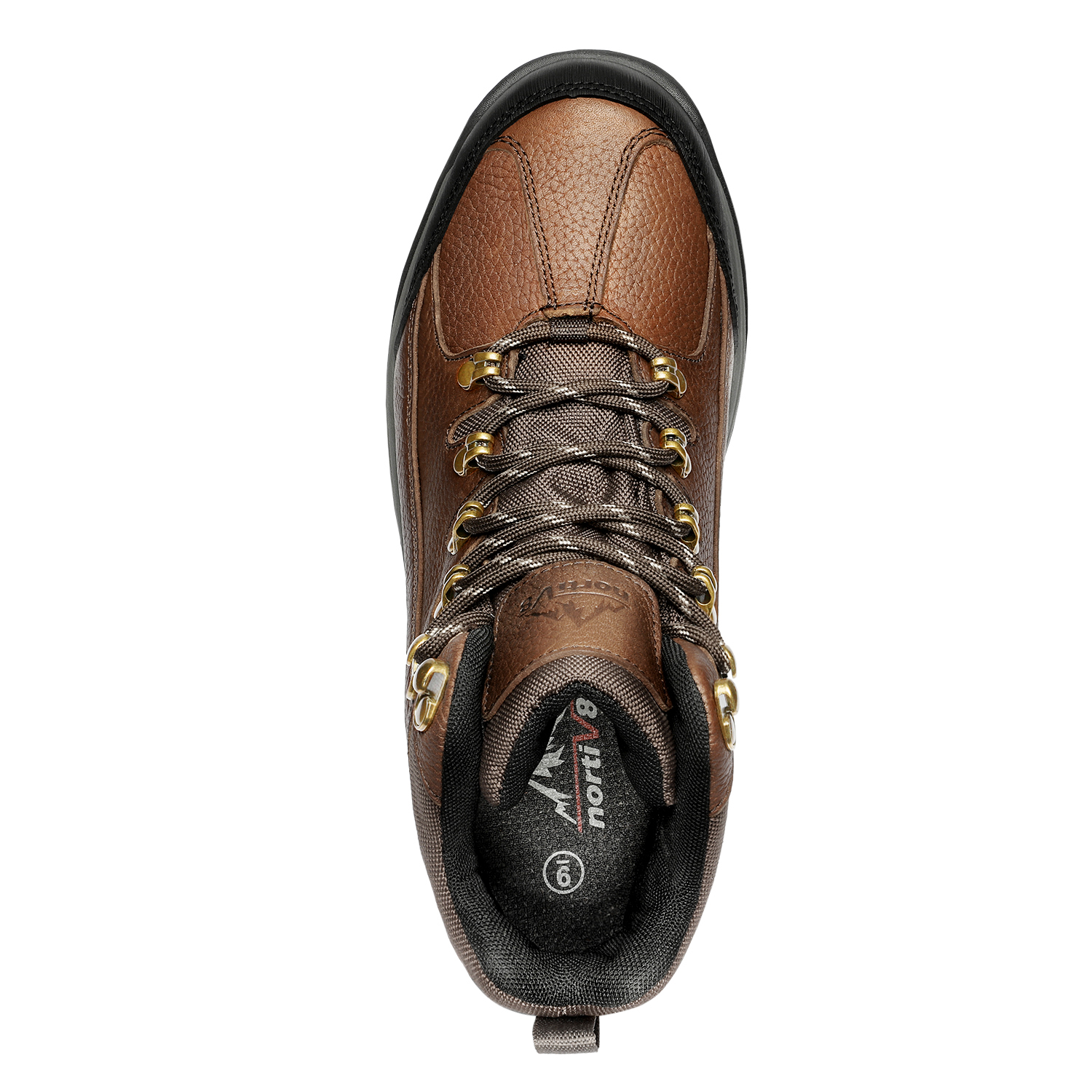 NORTIV-8-Men-039-s-Safety-Shoes-Steel-Toe-Work-Boots-Indestructible-Waterproof-Boots thumbnail 10