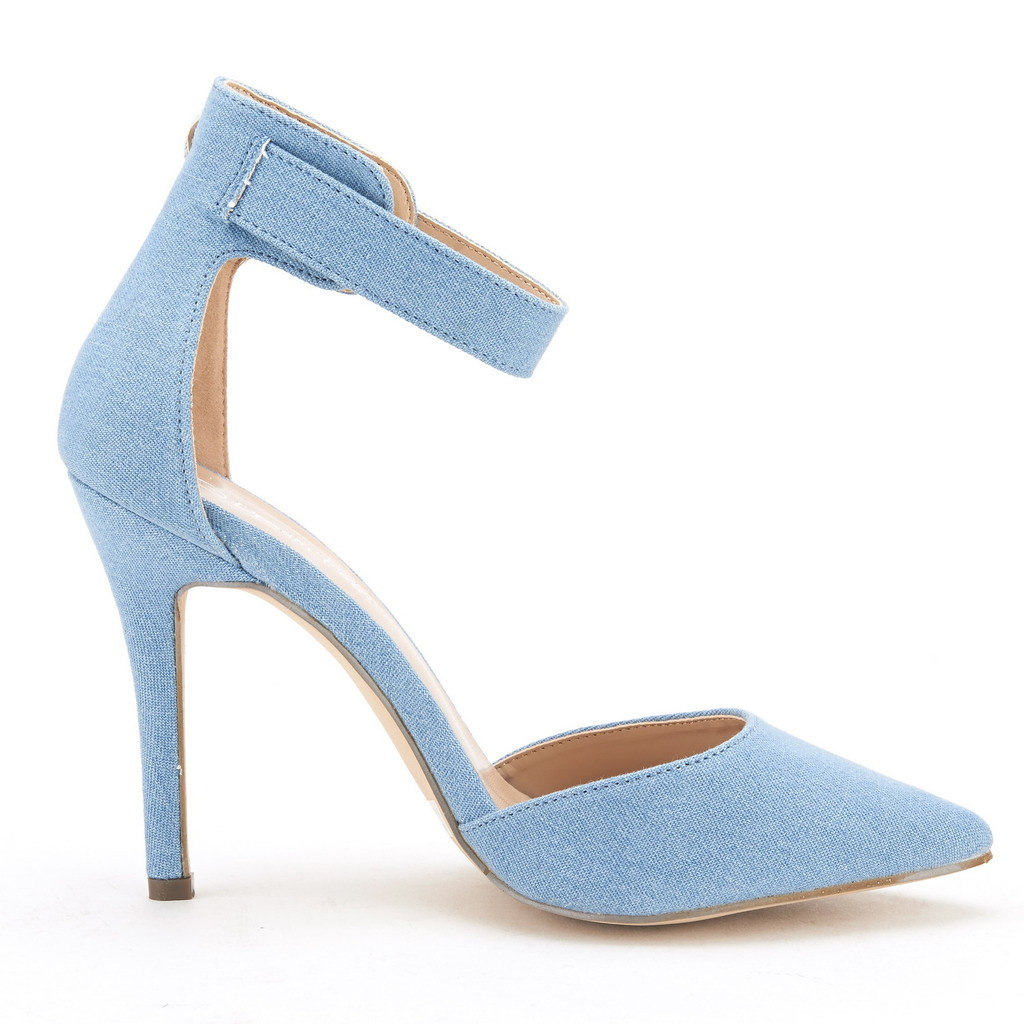 DREAM-PAIRS-Women-039-s-Suede-Pointy-Toe-Ankle-Strap-High-Heel-Dress-Pump-Shoes-5-11 thumbnail 25