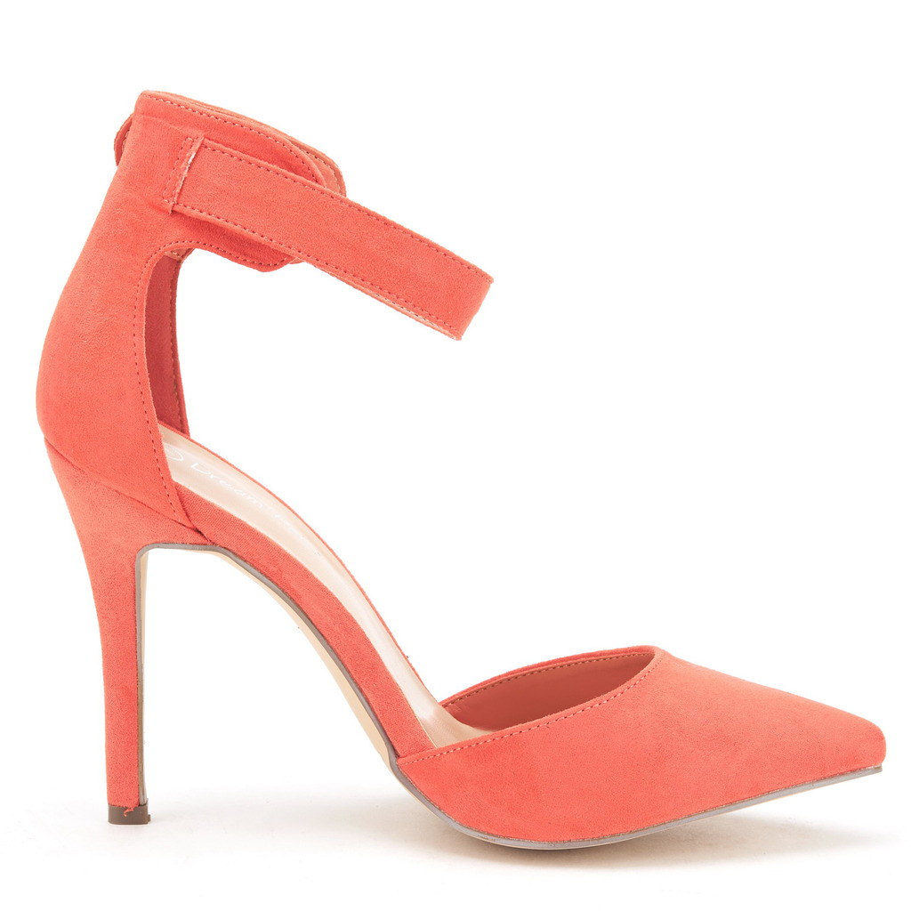 DREAM-PAIRS-Women-039-s-Suede-Pointy-Toe-Ankle-Strap-High-Heel-Dress-Pump-Shoes-5-11 thumbnail 21