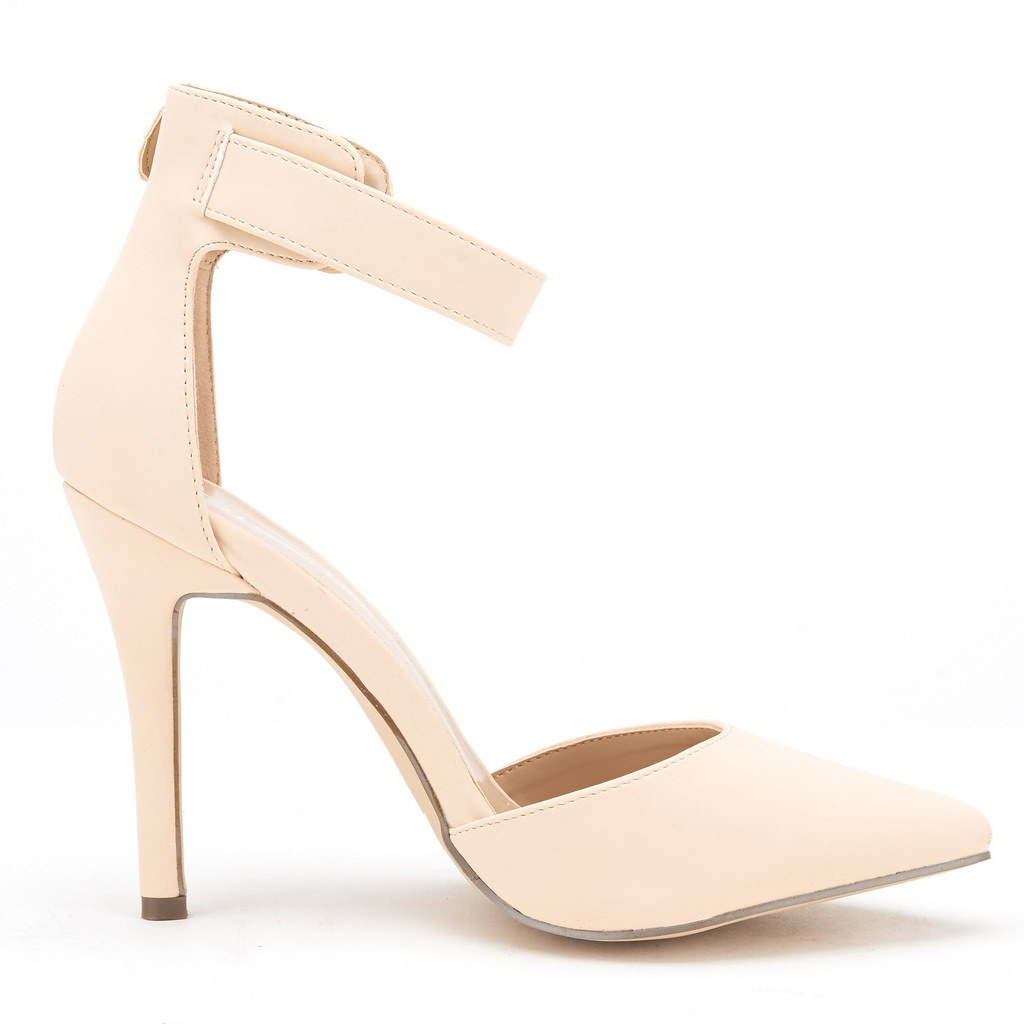 DREAM-PAIRS-Women-039-s-Suede-Pointy-Toe-Ankle-Strap-High-Heel-Dress-Pump-Shoes-5-11 thumbnail 13