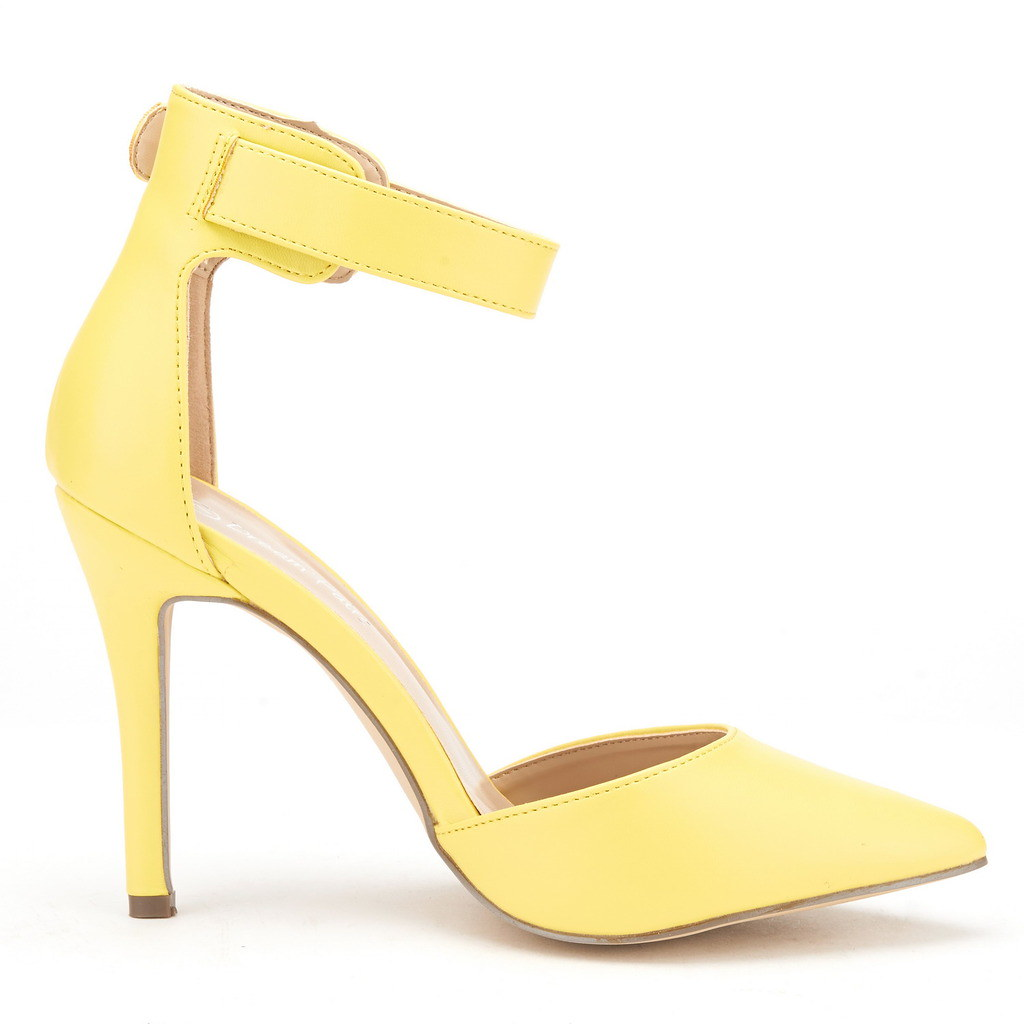 DREAM-PAIRS-Women-039-s-Suede-Pointy-Toe-Ankle-Strap-High-Heel-Dress-Pump-Shoes-5-11 thumbnail 16