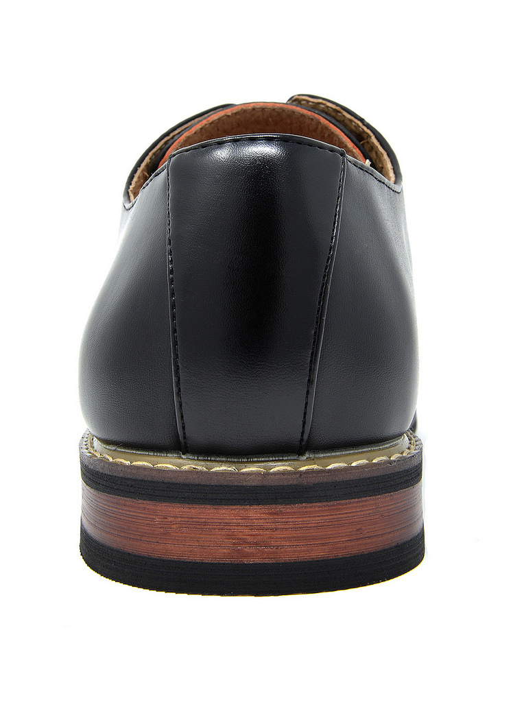 Bruno-Marc-Mens-Classic-Formal-Modern-Wingtip-Lace-Up-Dress-Oxfords-Shoes-6-5-15 thumbnail 54