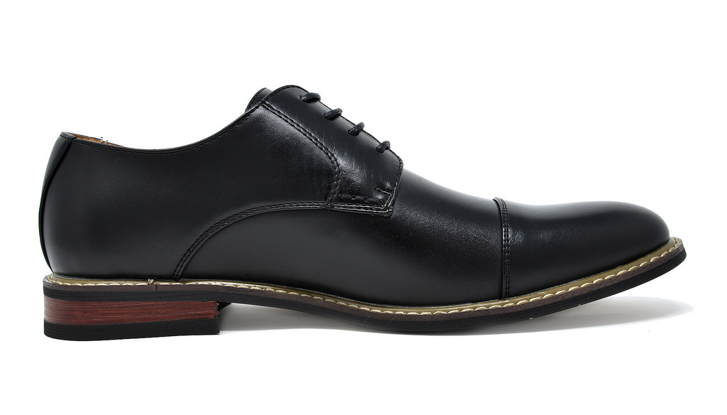 Bruno-Marc-Mens-Classic-Formal-Modern-Wingtip-Lace-Up-Dress-Oxfords-Shoes-6-5-15 thumbnail 51