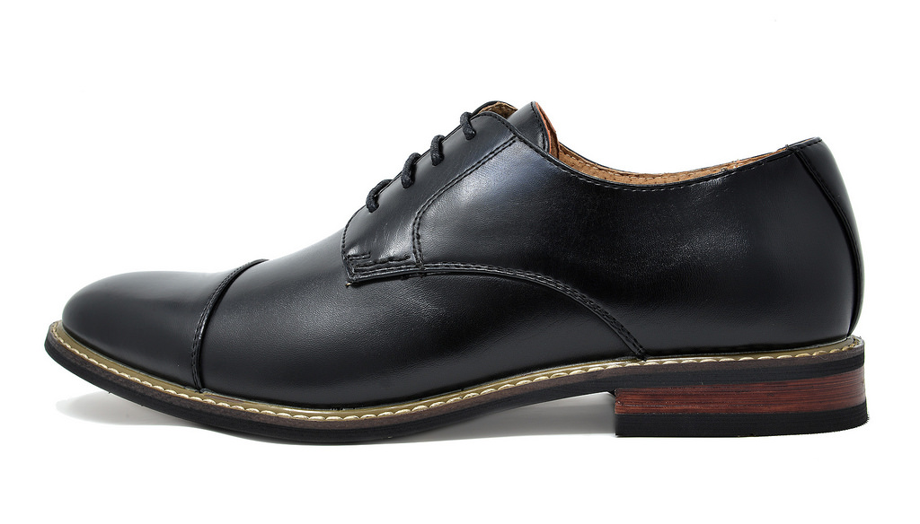 Bruno-Marc-Mens-Classic-Formal-Modern-Wingtip-Lace-Up-Dress-Oxfords-Shoes-6-5-15 thumbnail 50