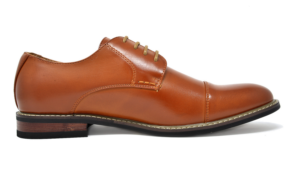 Bruno-Marc-Mens-Classic-Formal-Modern-Wingtip-Lace-Up-Dress-Oxfords-Shoes-6-5-15 thumbnail 65