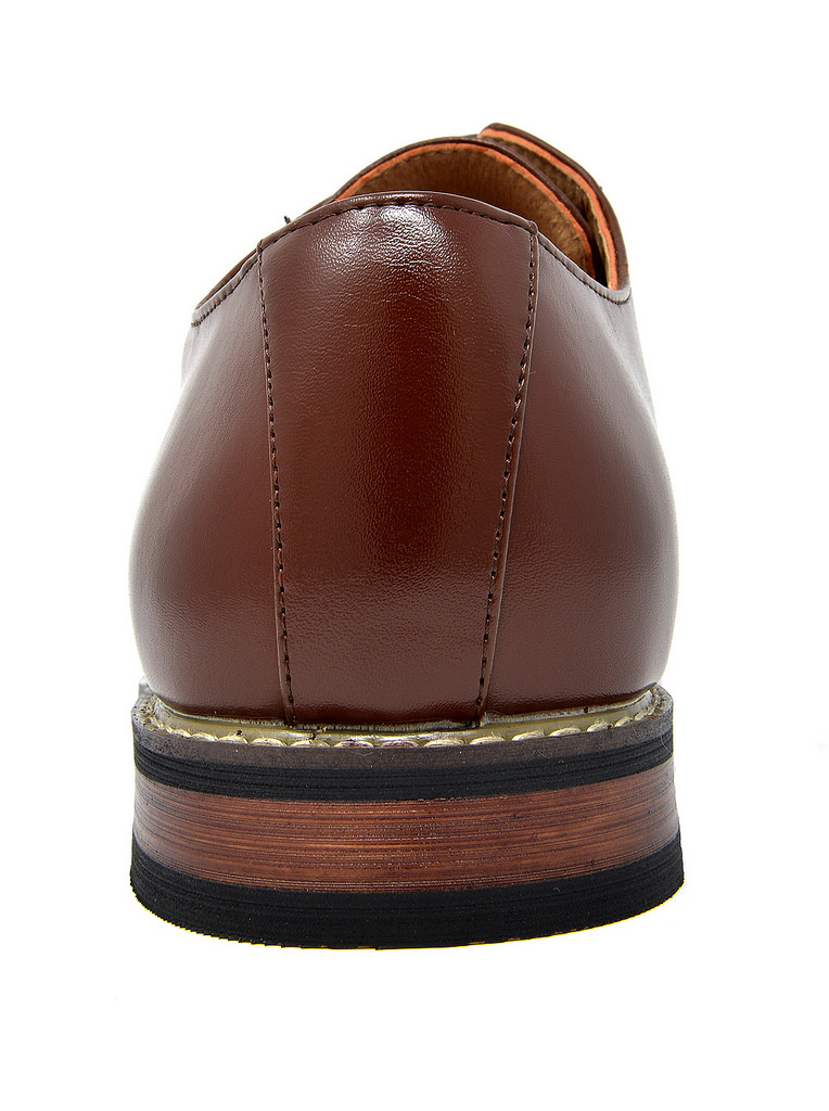 Bruno-Marc-Mens-Classic-Formal-Modern-Wingtip-Lace-Up-Dress-Oxfords-Shoes-6-5-15 thumbnail 61