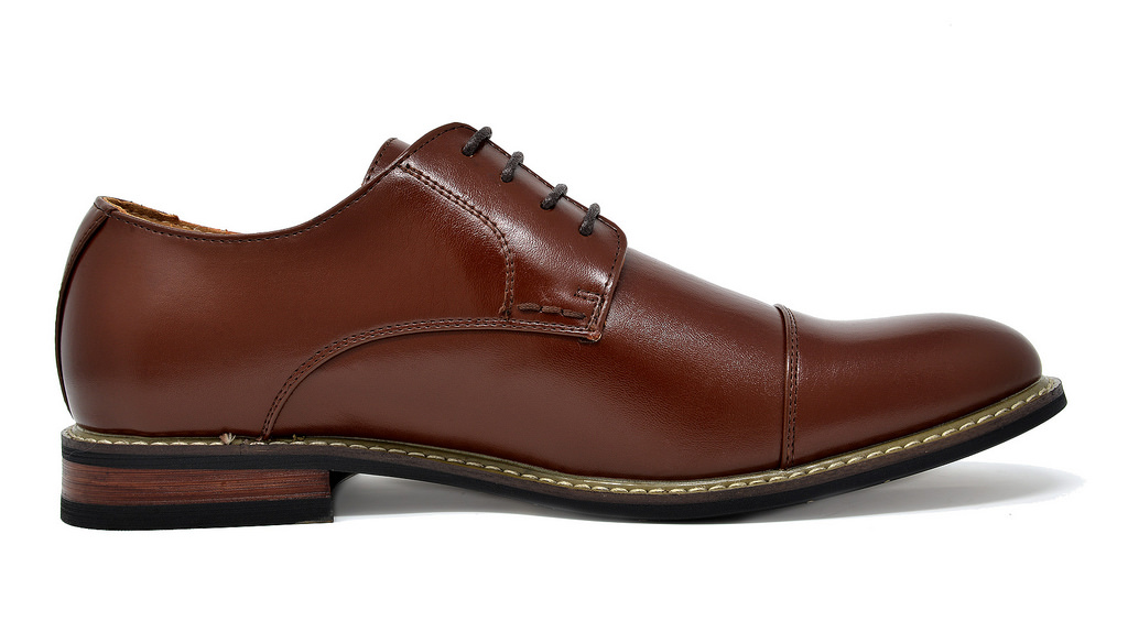 Bruno-Marc-Mens-Classic-Formal-Modern-Wingtip-Lace-Up-Dress-Oxfords-Shoes-6-5-15 thumbnail 58