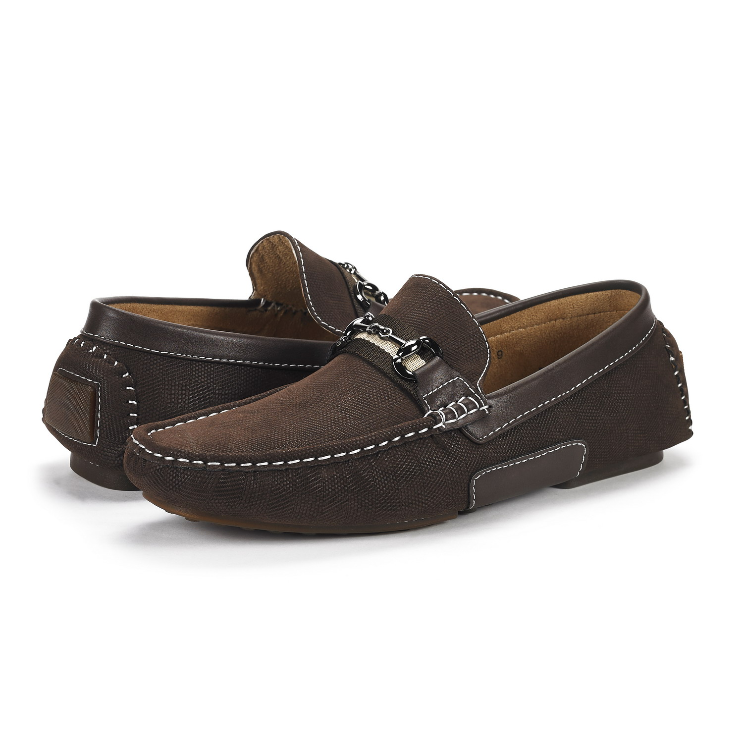 Bruno-Marc-Mens-Casual-Driving-Antiskid-Loafers-Leather-Slip-On-Moccasins-Shoes thumbnail 13