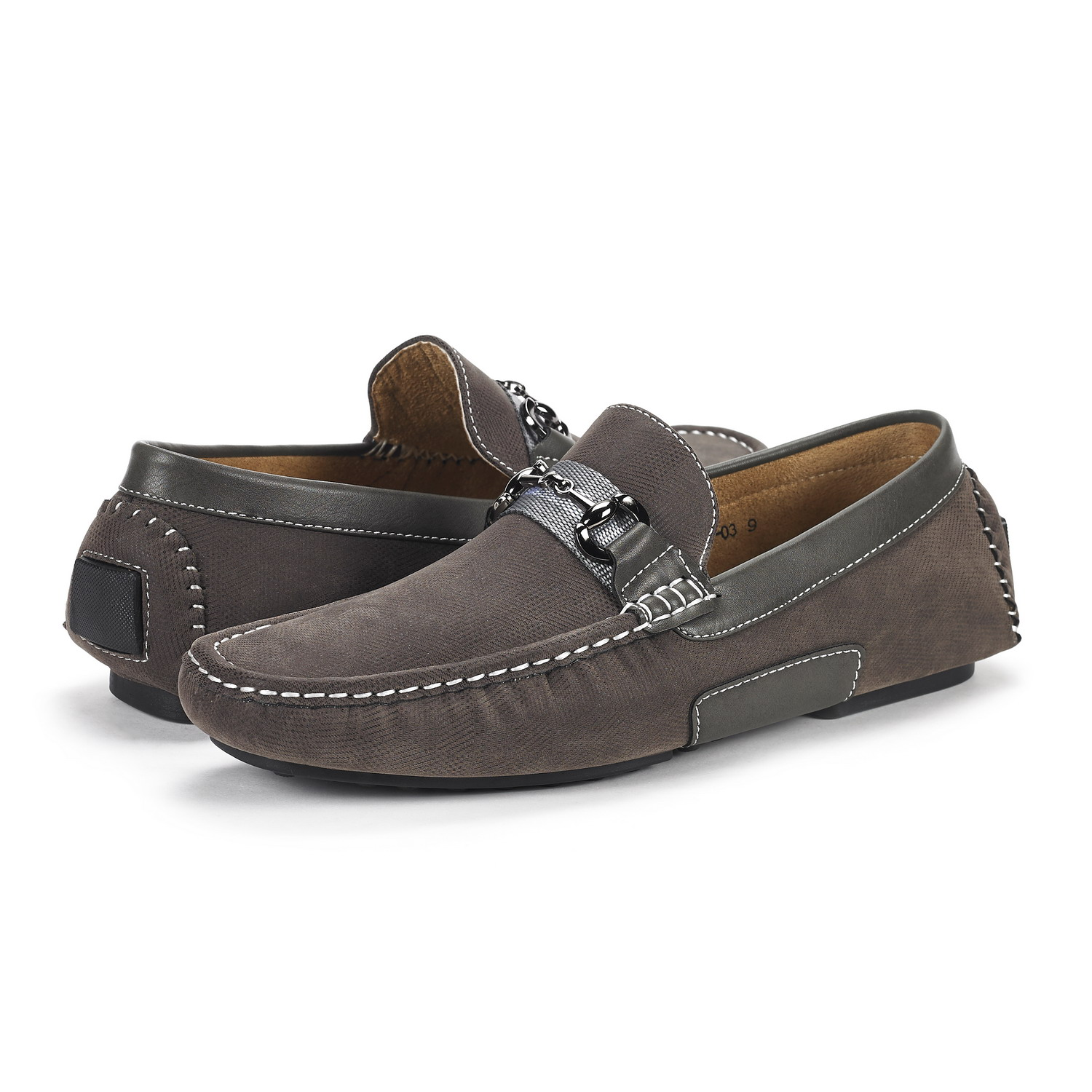 Bruno-Marc-Mens-Casual-Driving-Antiskid-Loafers-Leather-Slip-On-Moccasins-Shoes thumbnail 21