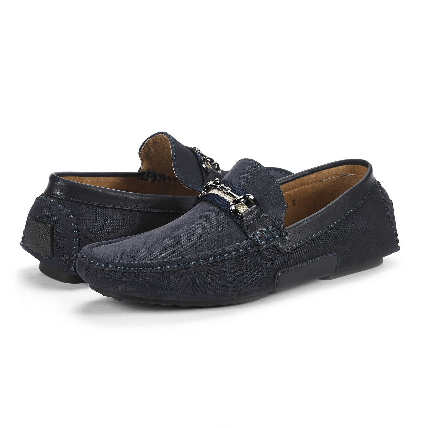 Bruno-Marc-Mens-Casual-Driving-Antiskid-Loafers-Leather-Slip-On-Moccasins-Shoes thumbnail 25