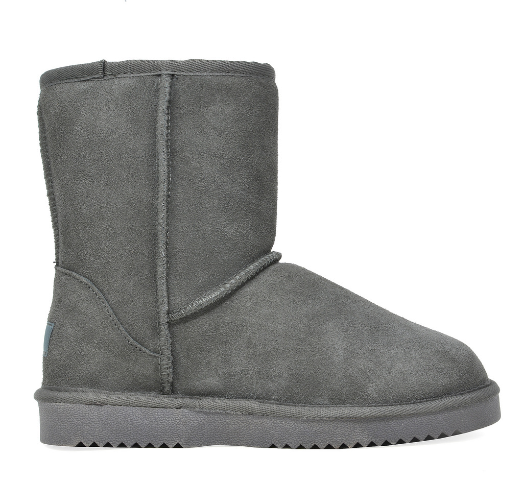 DREAM-PAIRS-Women-039-s-Suede-Leather-Sheepskin-Fur-Lining-Winter-Boots miniature 14