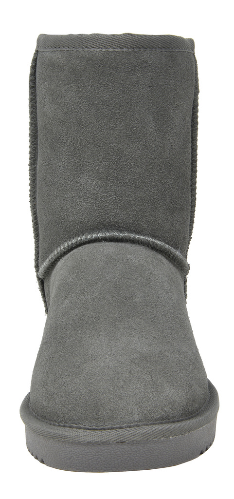 DREAM-PAIRS-Women-039-s-Suede-Leather-Sheepskin-Fur-Lining-Winter-Boots miniature 17